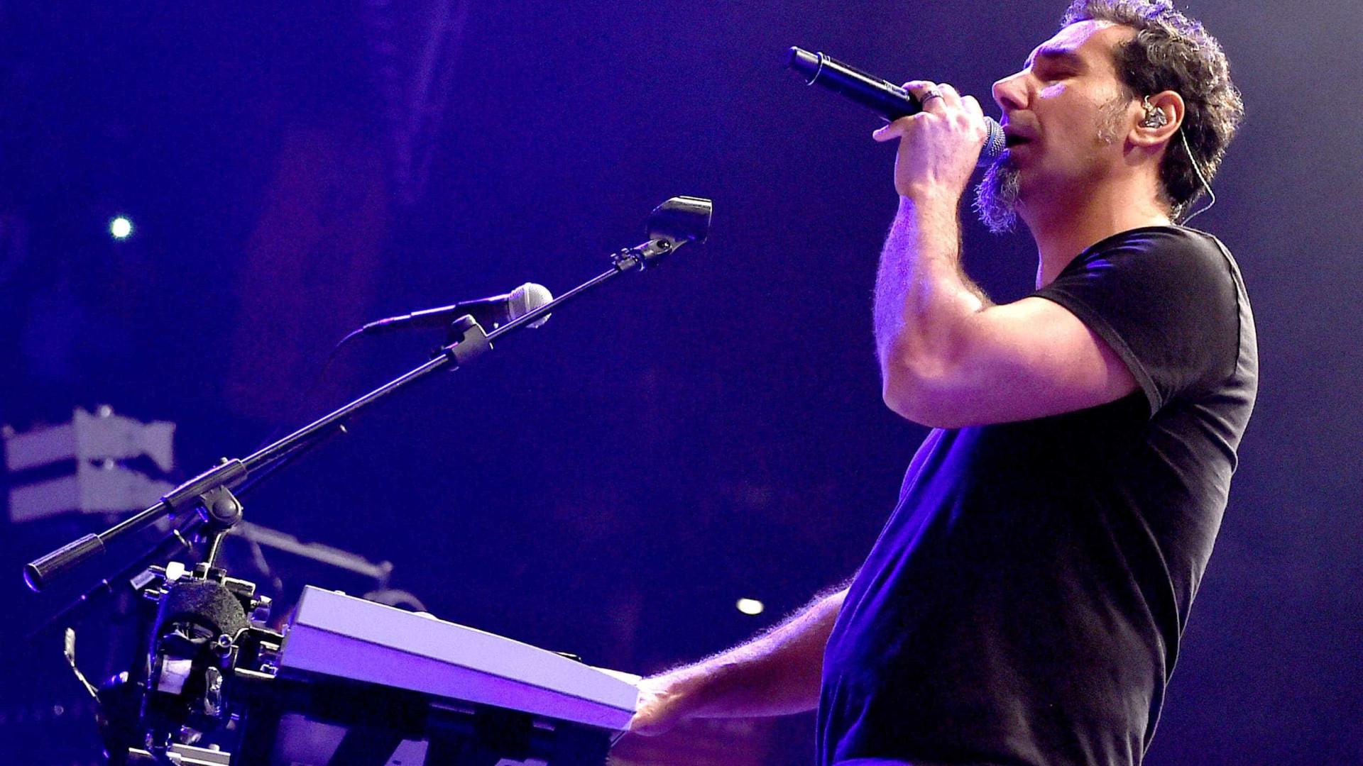 System of a Down confirmados no festival Voa Heavy Rock 2021