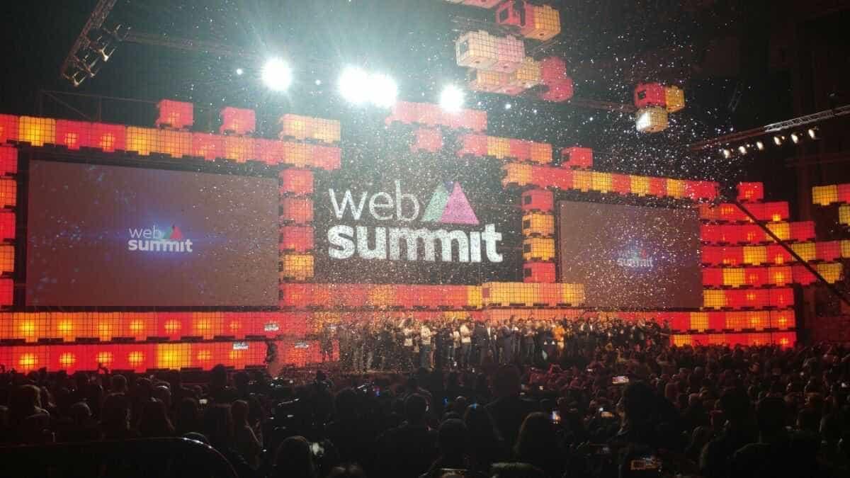 Web Summit: Acolher a cimeira permitiu ganhos de mais de 300 milhões