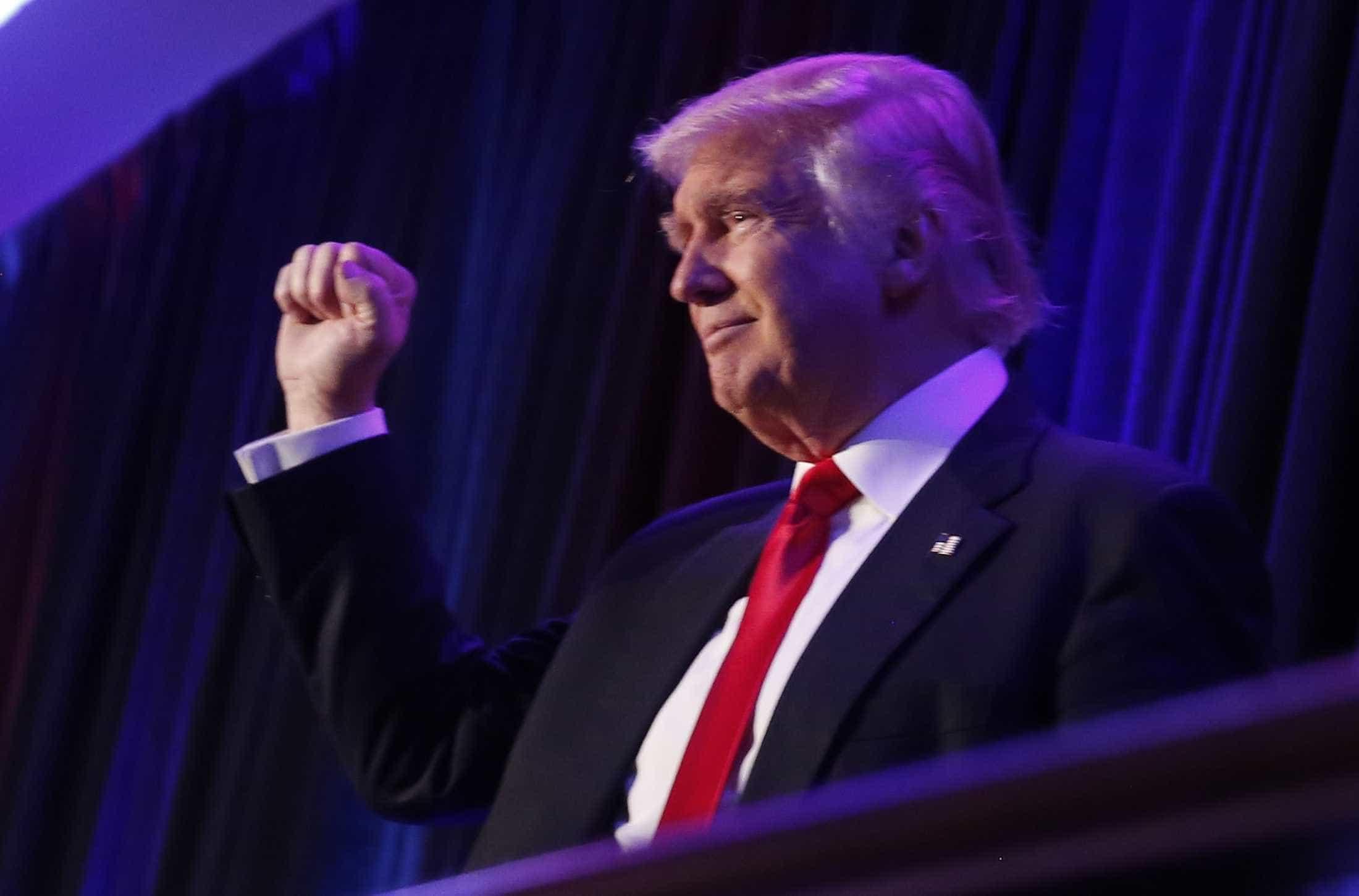 Donald Trump felicita China pela aplicação da pena de morte