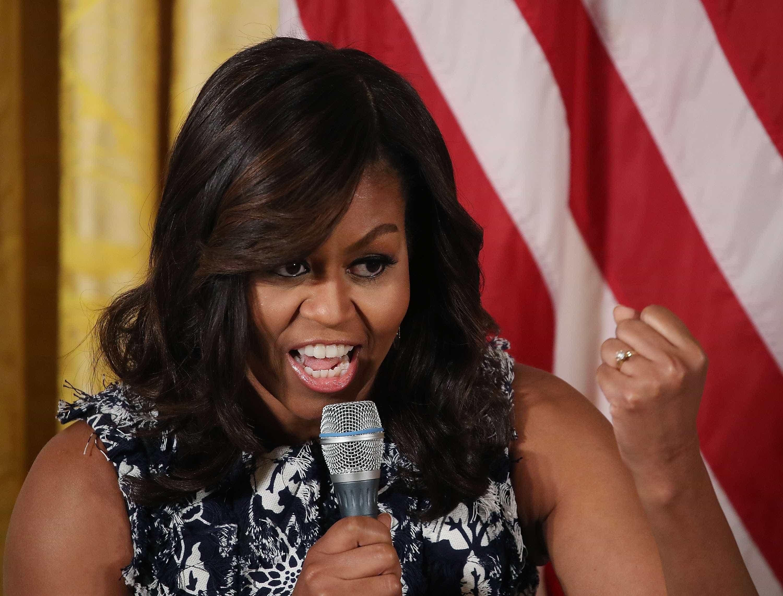 Livro de Michelle Obama à venda desde hoje em 31 países e em 24 línguas