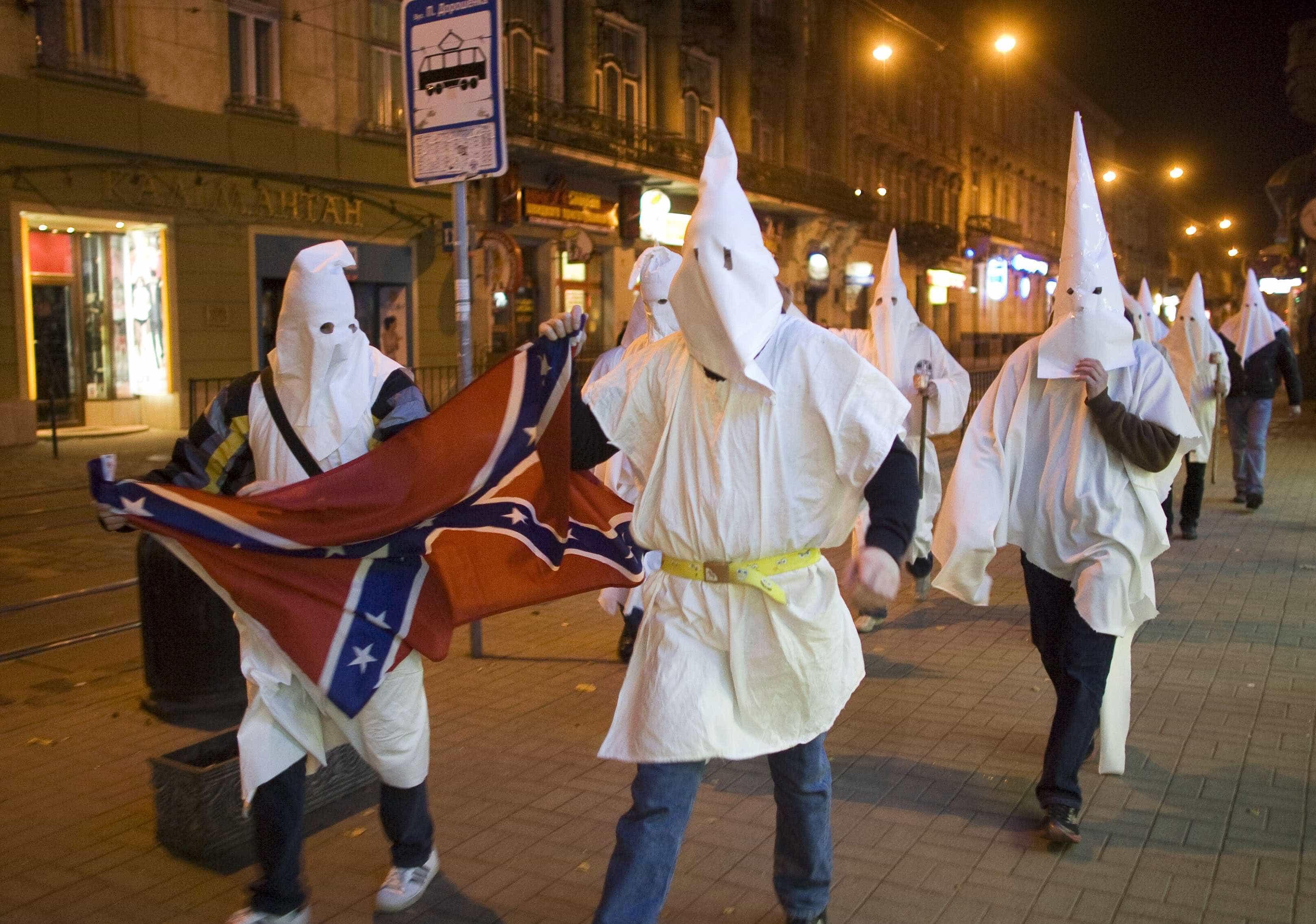 """Ex-líder do KKK elogia Bolsonaro. """"Ele soa como nós"""""""