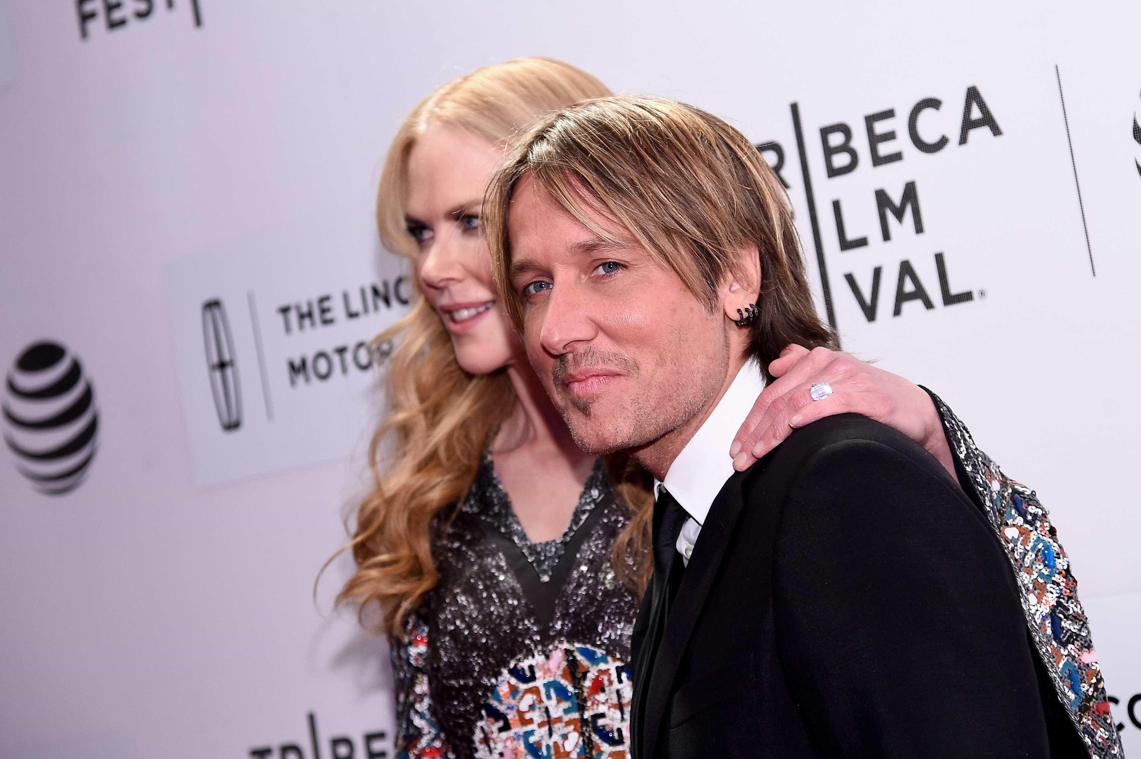 """Keith Urban confirma: """"Maníaca na cama"""" é inspirada em Nicole Kidman"""