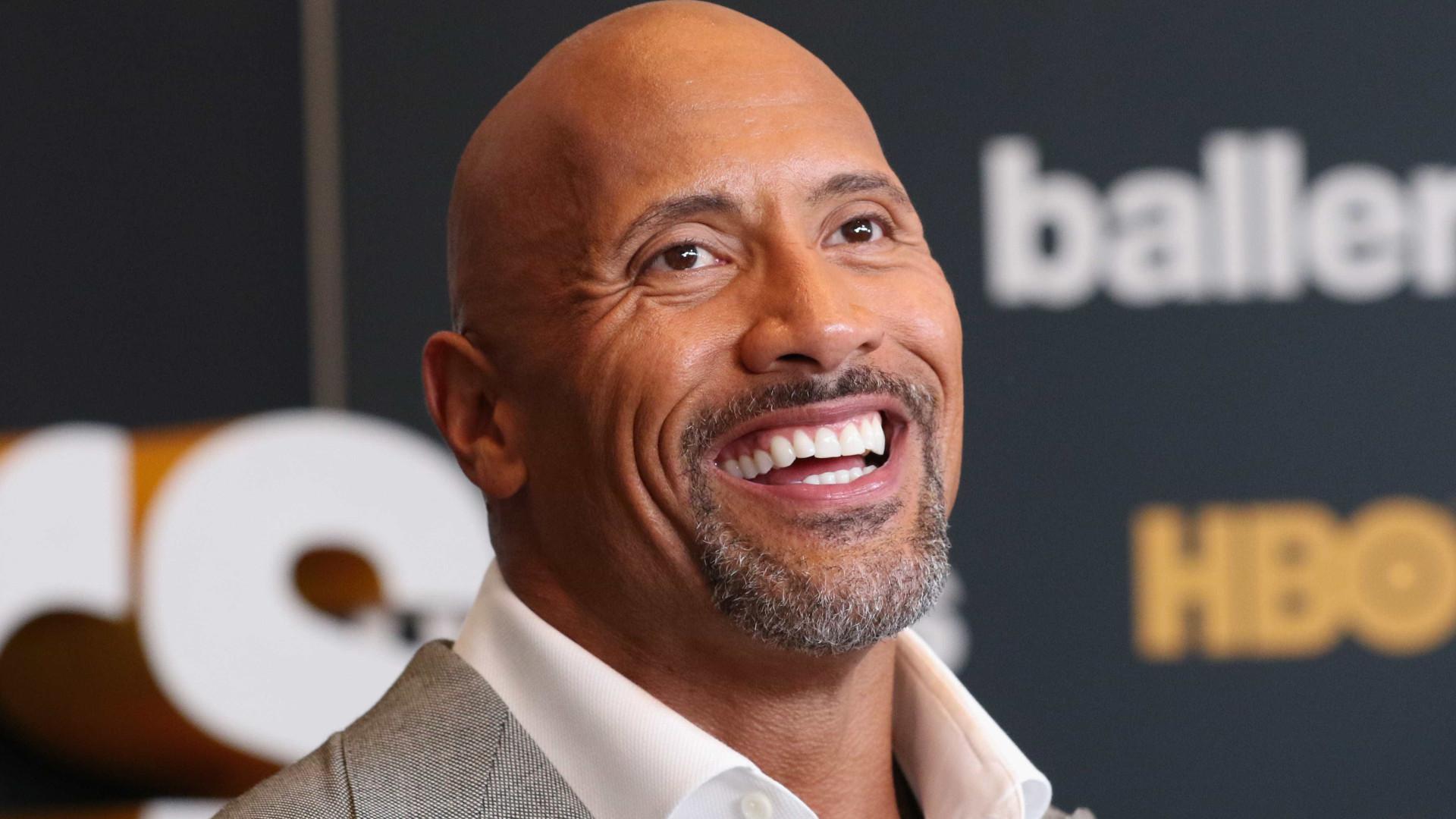 81aa2991dc9 The Rock muda-se para casa que pertenceu a Angelina Jolie e Brad Pitt