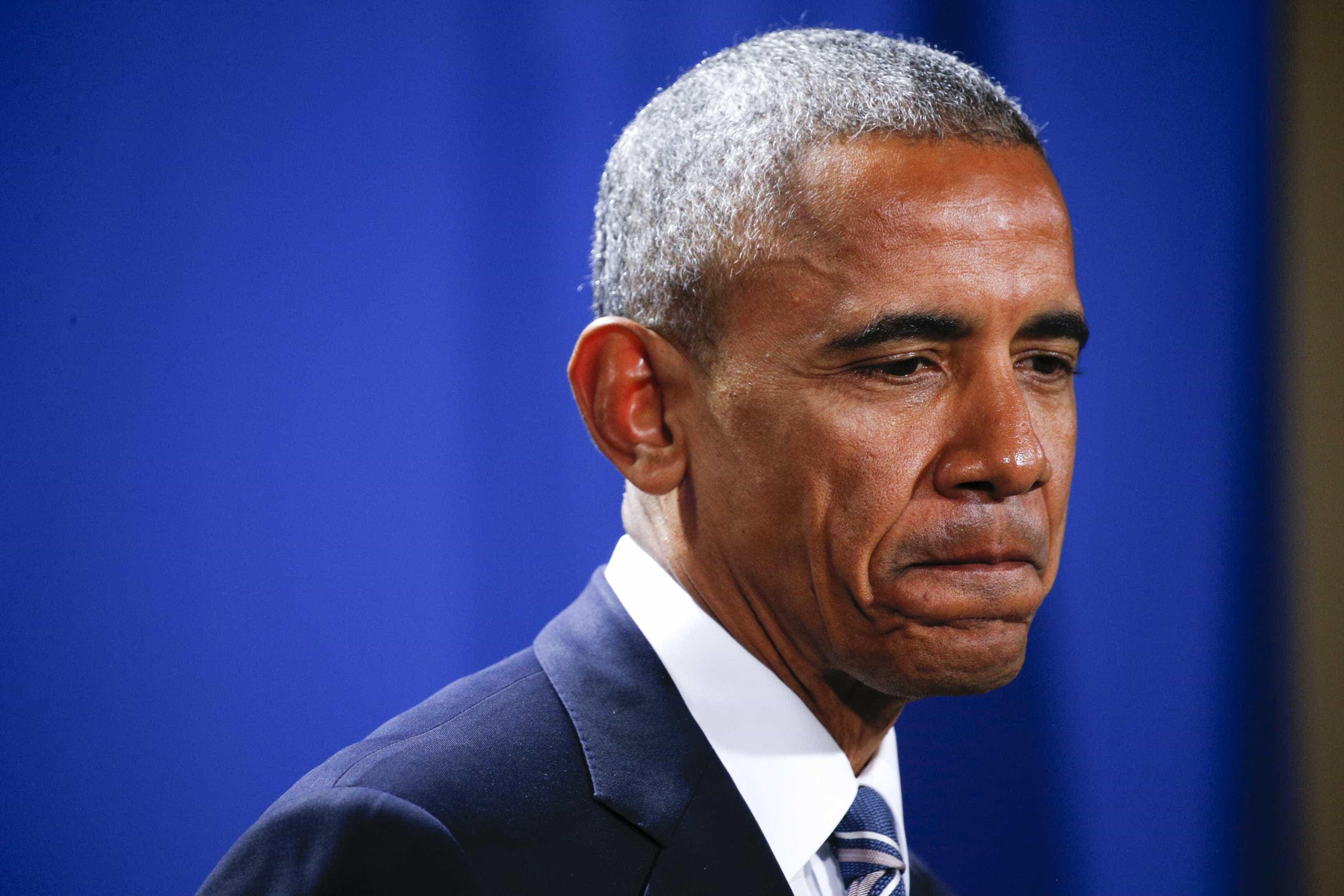 Obama alerta para risco de 'fogo amigo' entre democratas