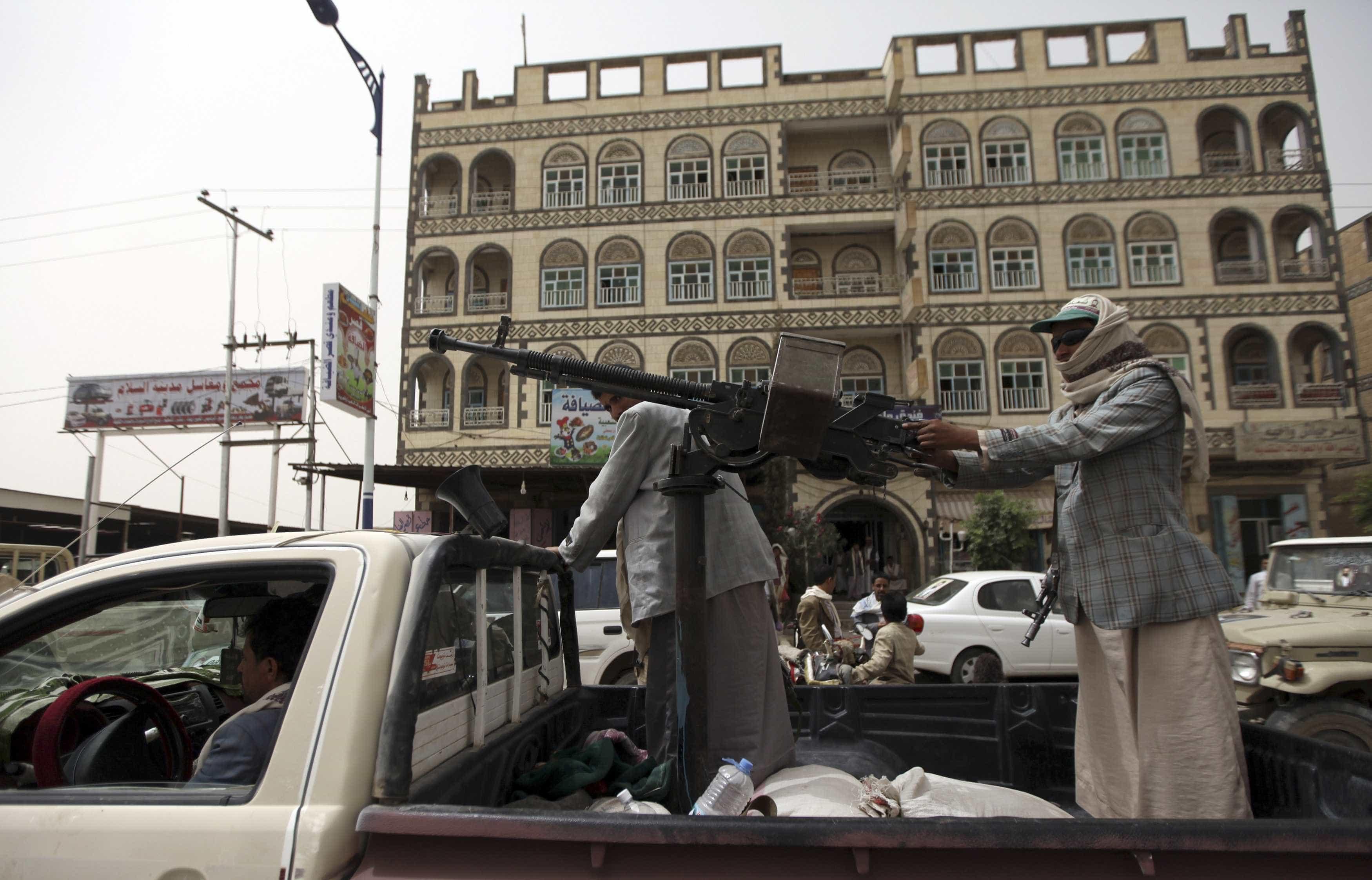 Governo e rebeldes xiitas aceitam reposicionamento de tropas em Hodeida