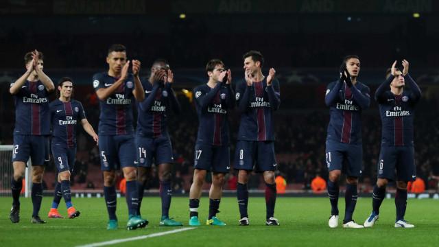 À terceira... ainda não foi de vez. PSG perde em Nantes e adia a festa