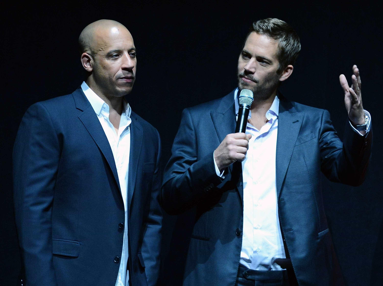 Vin Diesel homenageia Paul Walker cinco anos após a sua morte