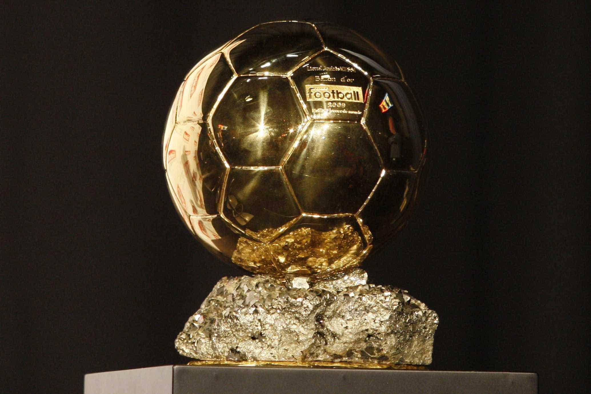 Bola de Ouro: Estão revelados os 30 candidatos