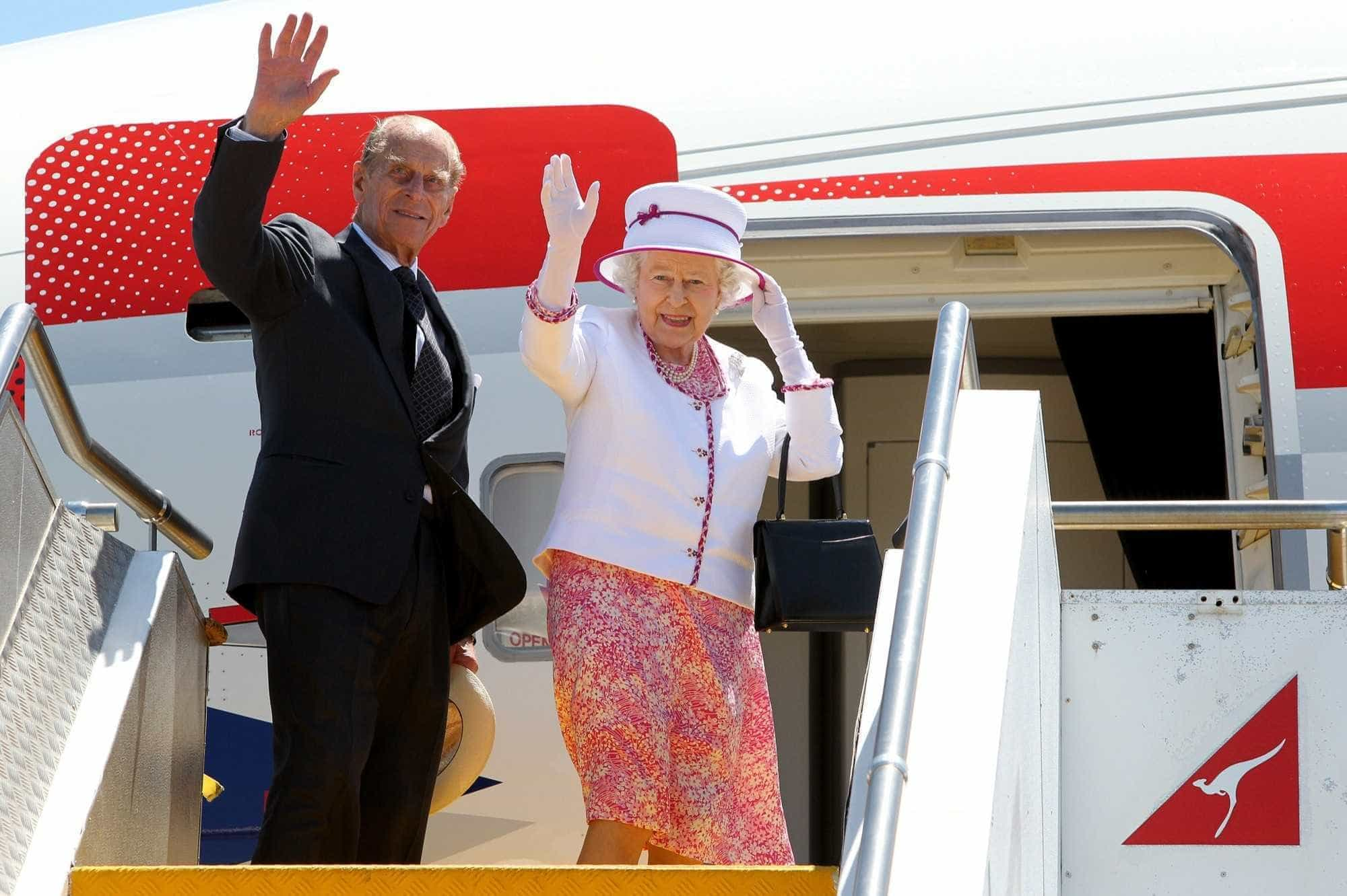 Rainha Isabel II e príncipe Philip completam 71 anos de casamento