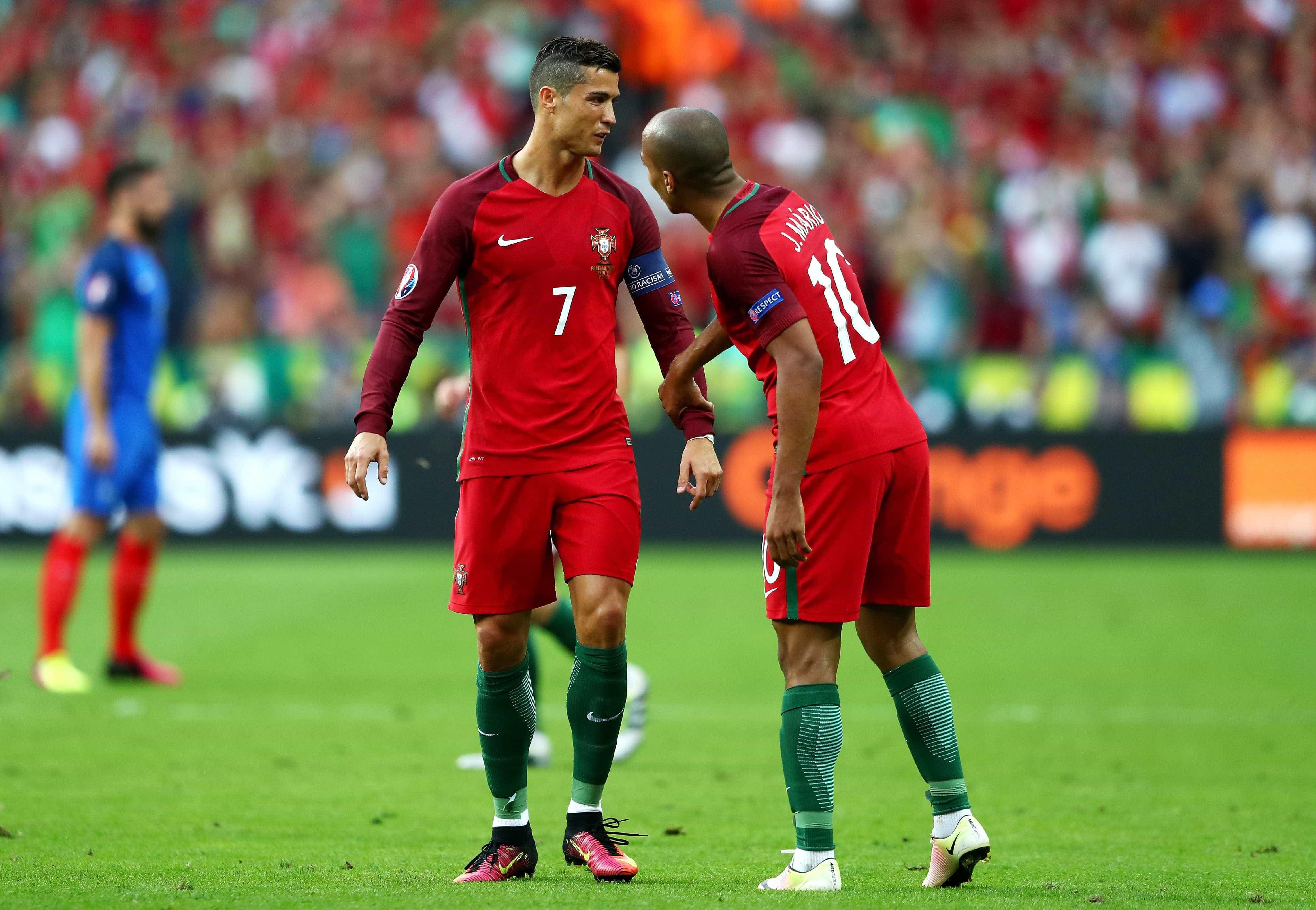 """""""Ronaldo disse-me: 'Não te preocupes, eu marco e ganhamos 1-0'"""""""