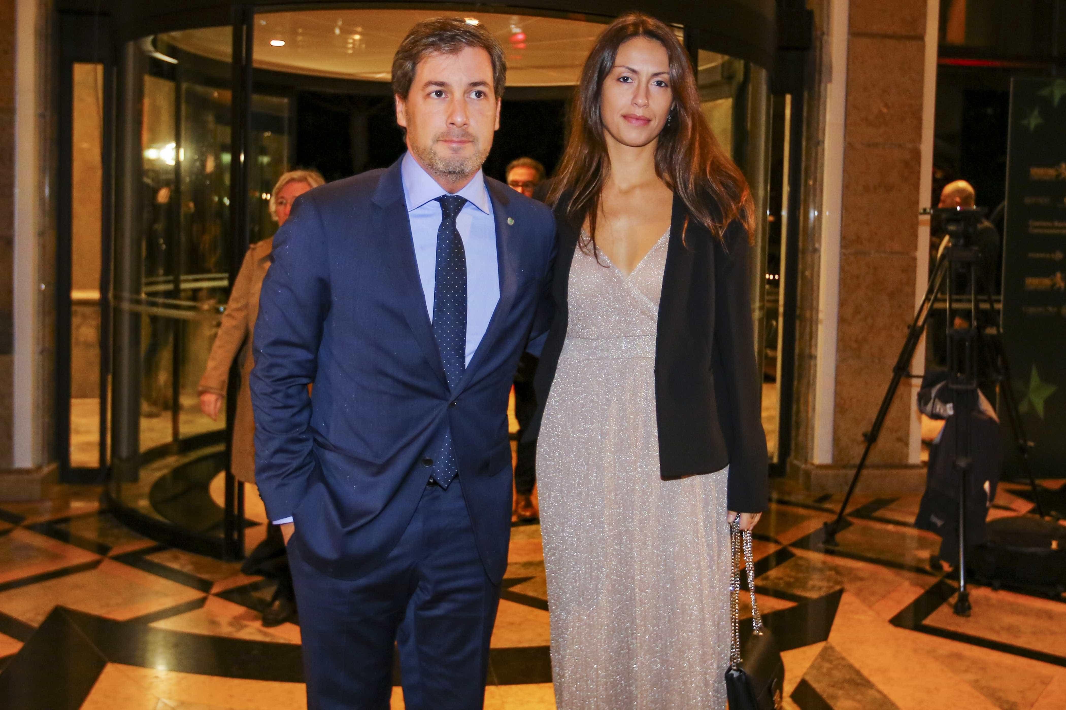 """""""Percebi que ela casou com o presidente do Sporting e não com a pessoa"""""""