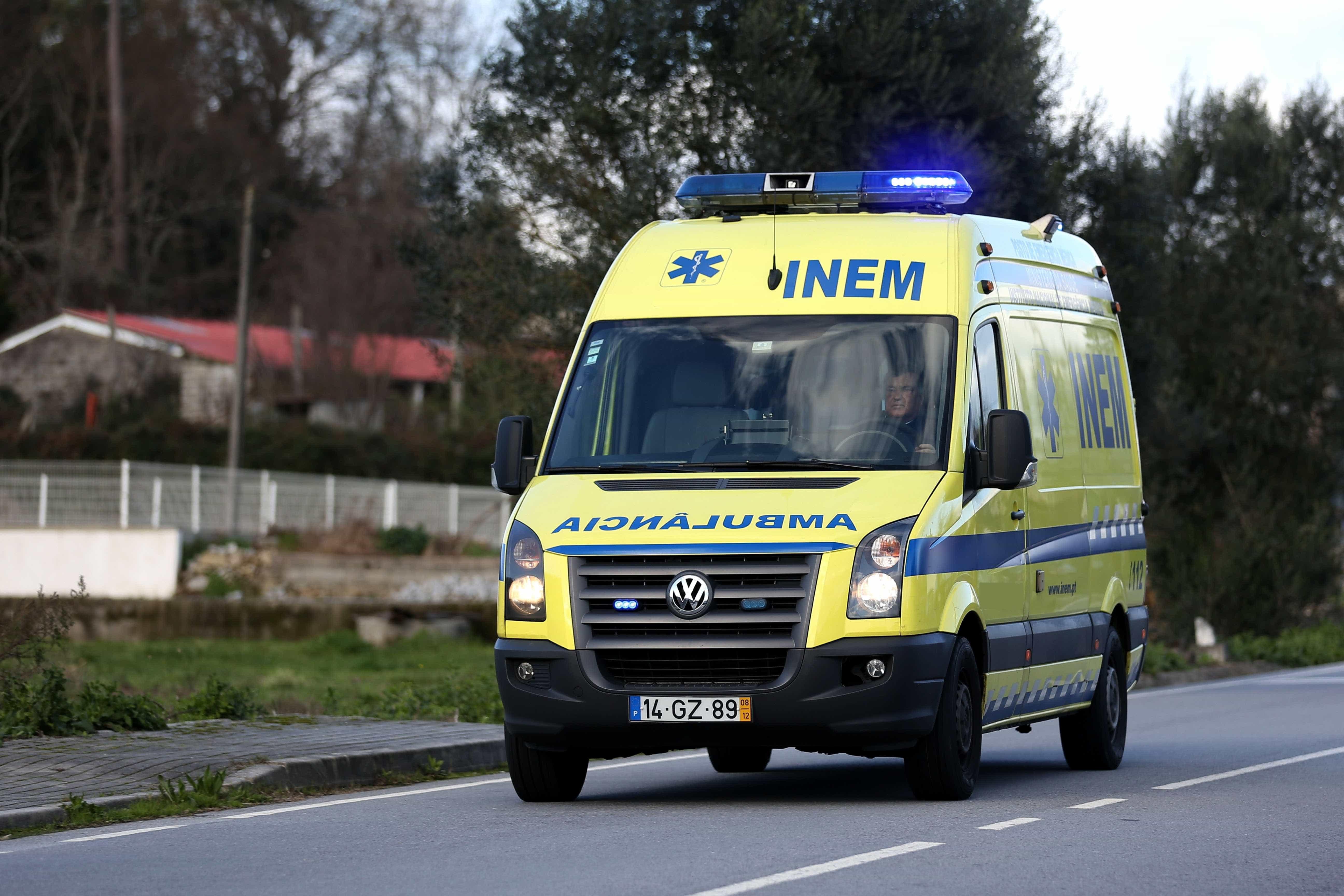 Colisão em estrada de Ovar mata condutor de 82 anos