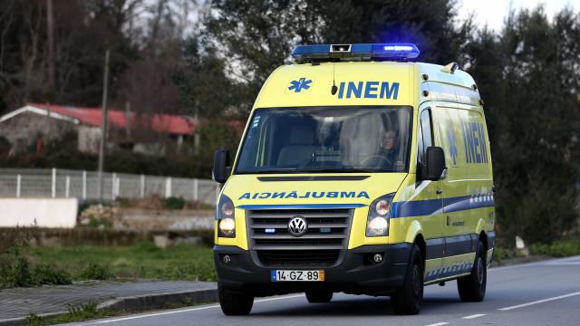 Homem de 50 anos morre em acidente de trabalho em Guimarães