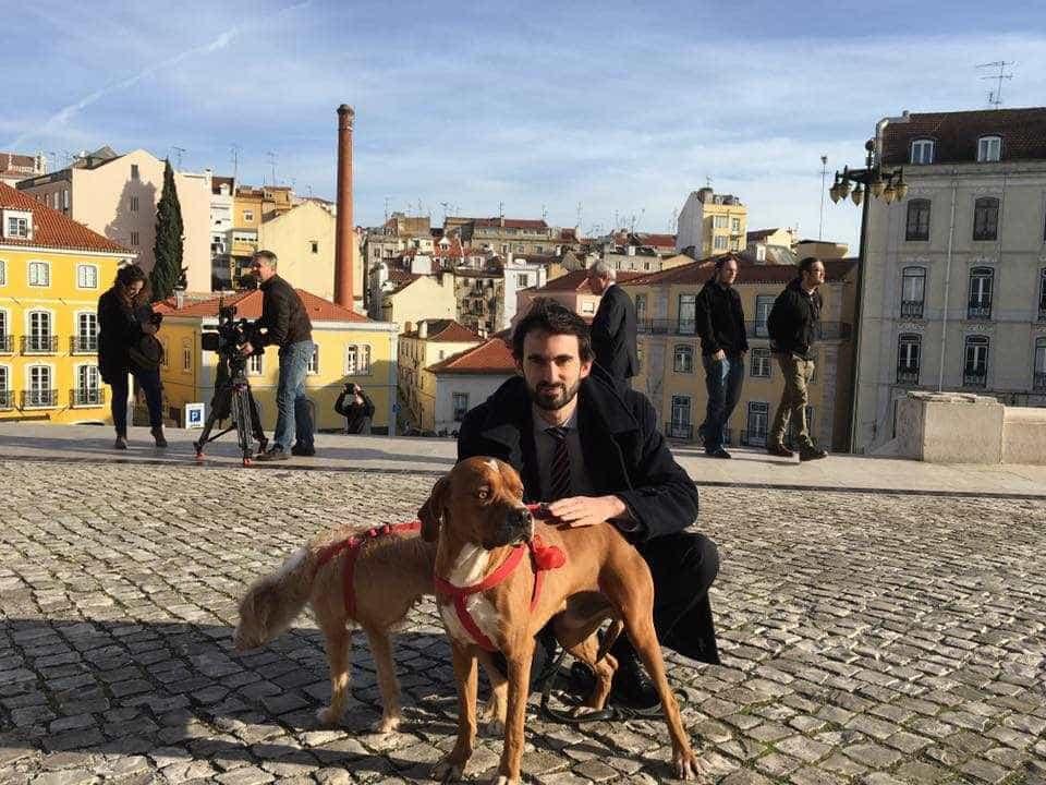 Deputados apoiam ação pelo fim do abandono animal no Parlamento