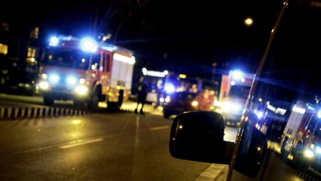 Colisão rodoviária faz um ferido grave e três ligeiros em Vila Seca