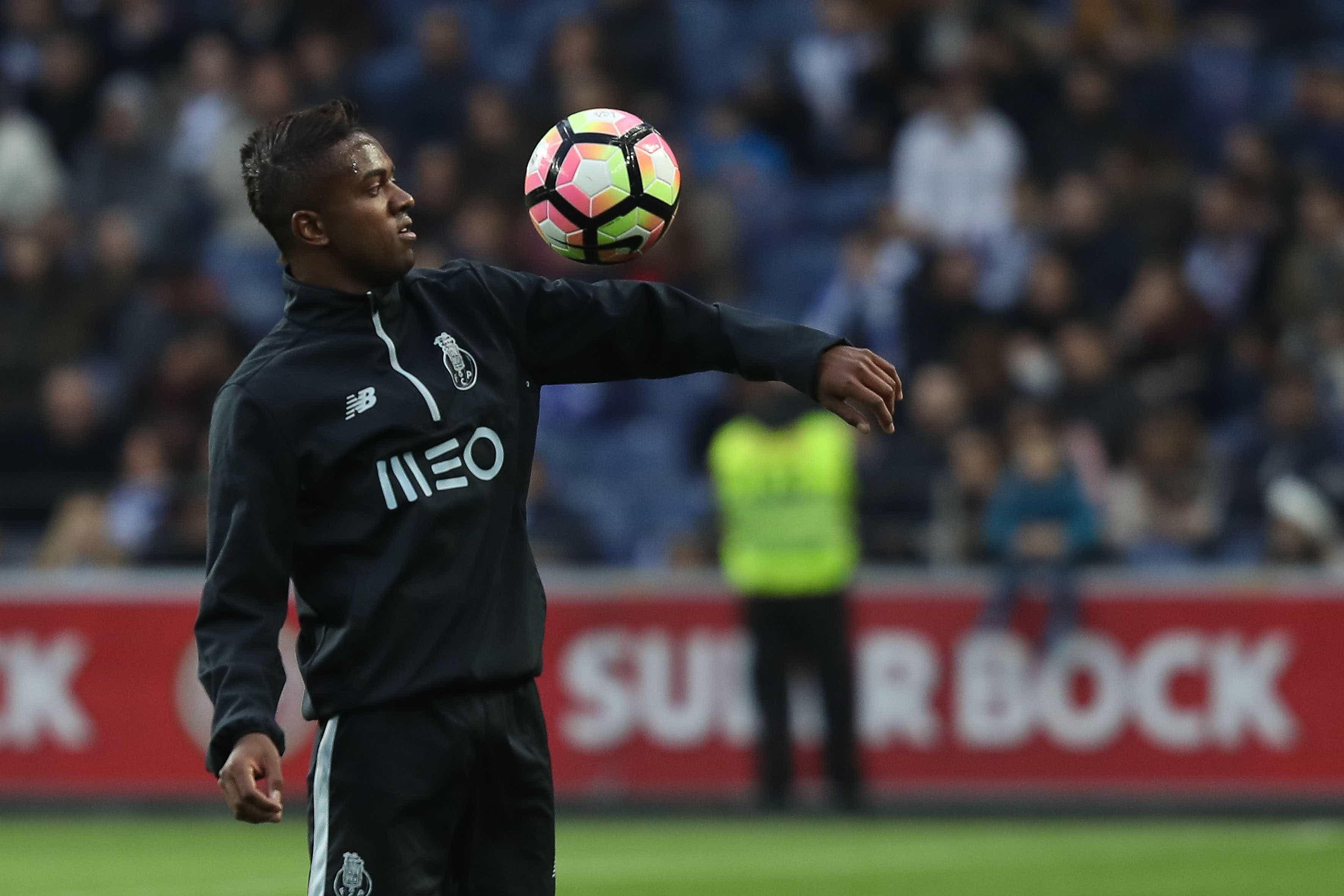 Depois da rescisão, Kelvin deixa emotiva mensagem de adeus ao FC Porto
