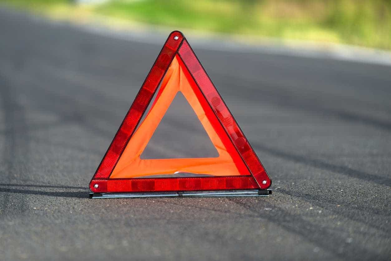 Colisão em Ourique faz dois feridos graves
