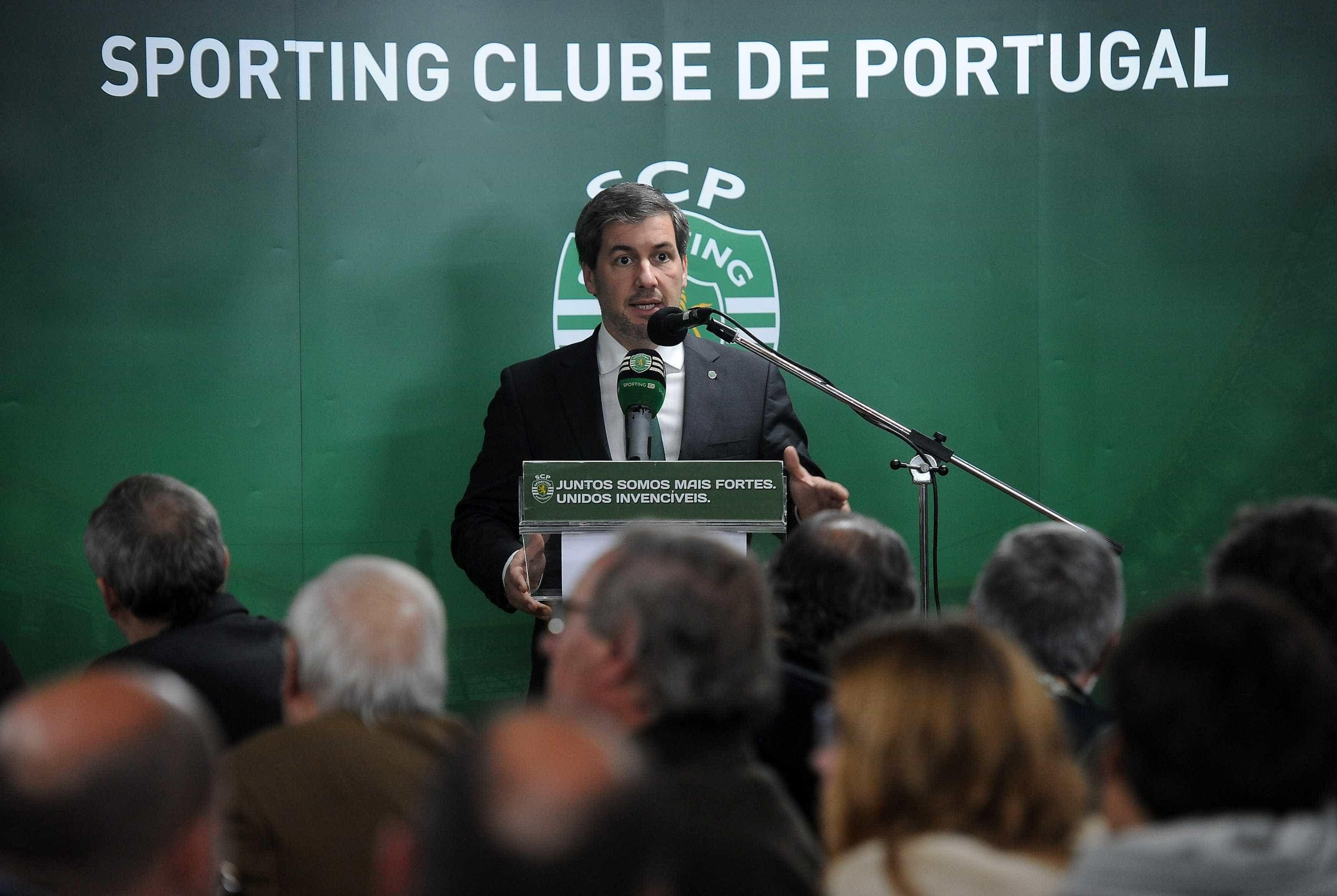 Sporting e Bruno de Carvalho domina interesse no Google