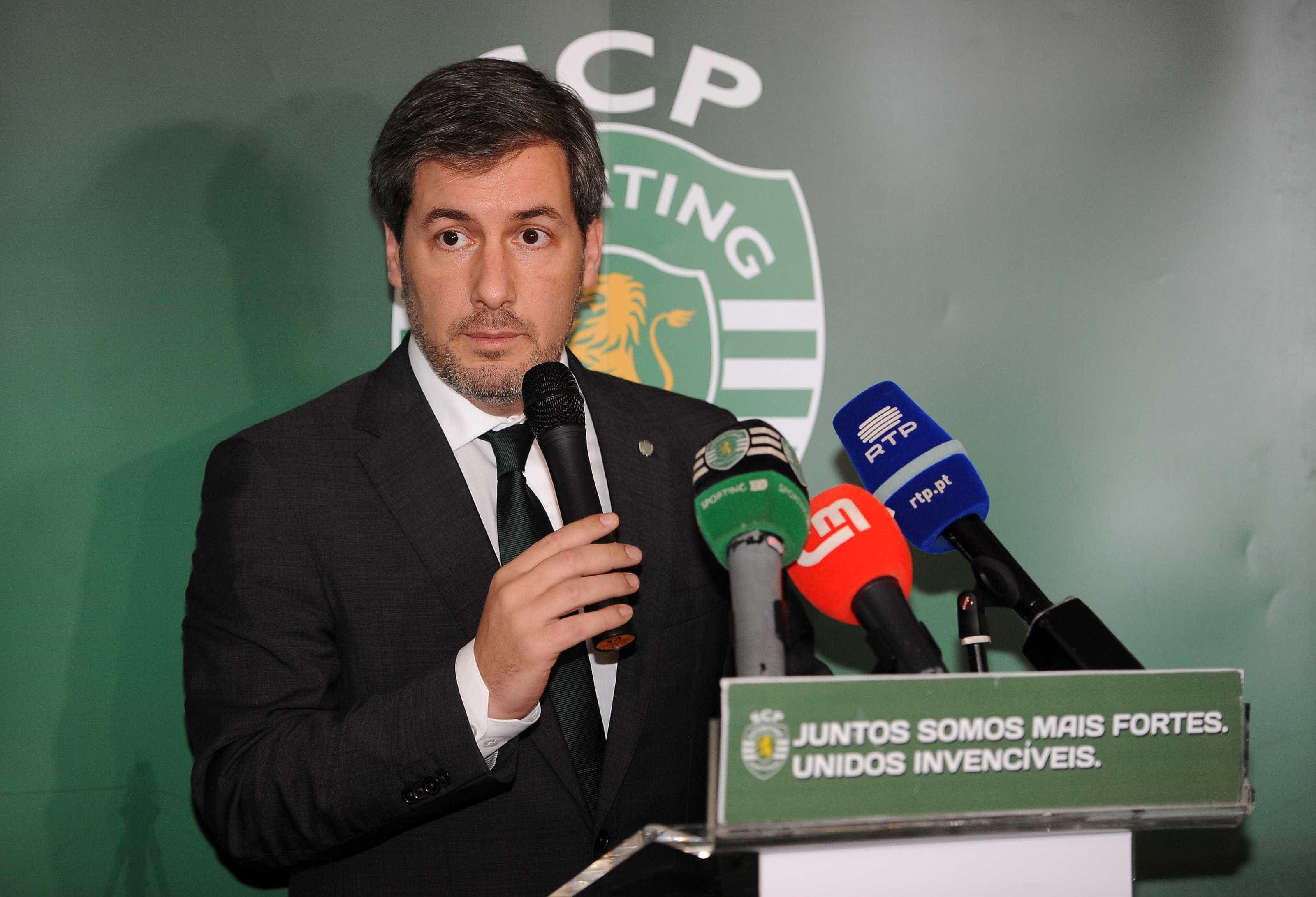 Bruno de Carvalho pede Assembleia Geral ao Sporting