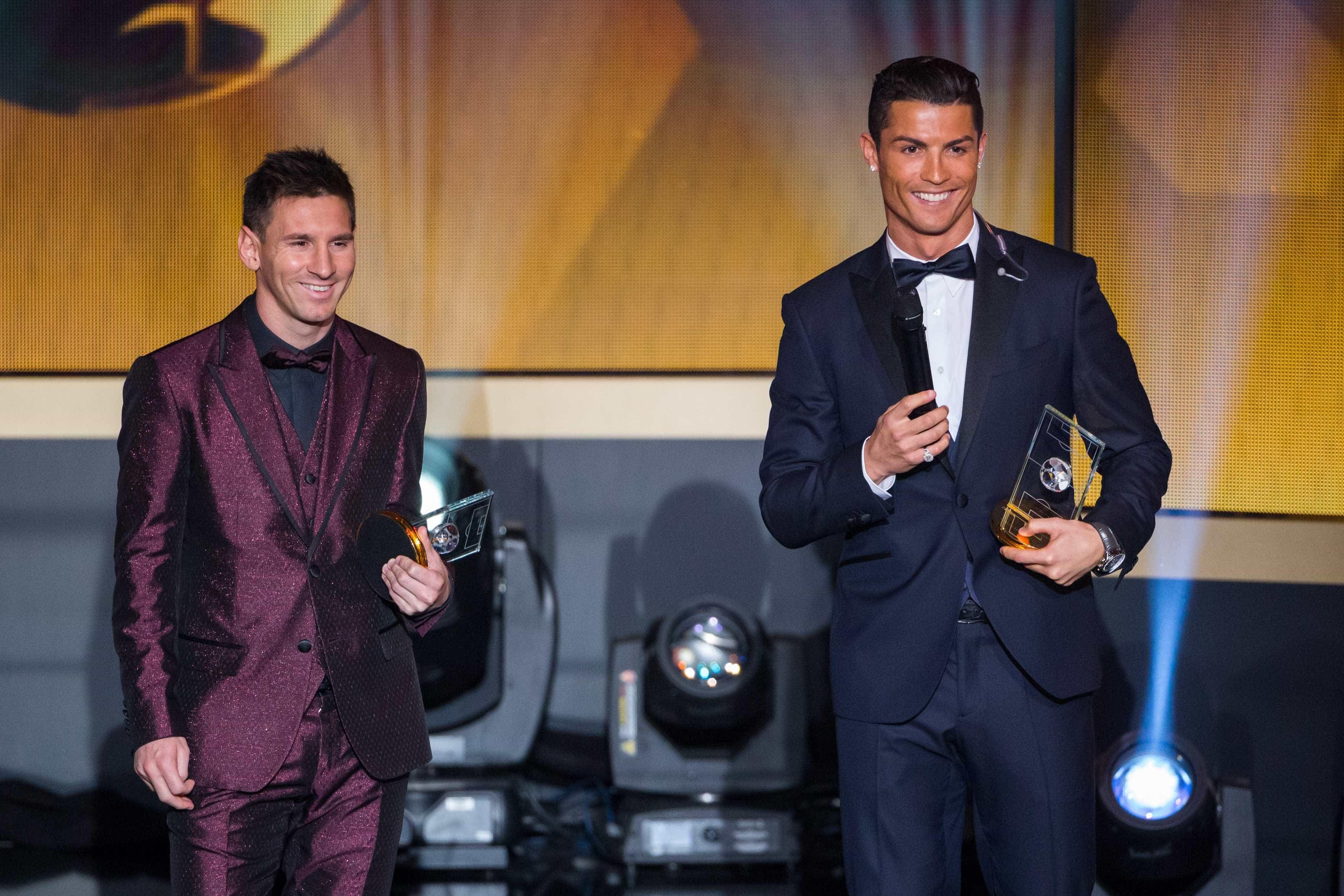 Ronaldo vs. Messi: Argentino venceu duelo anual e deixa tudo empatado