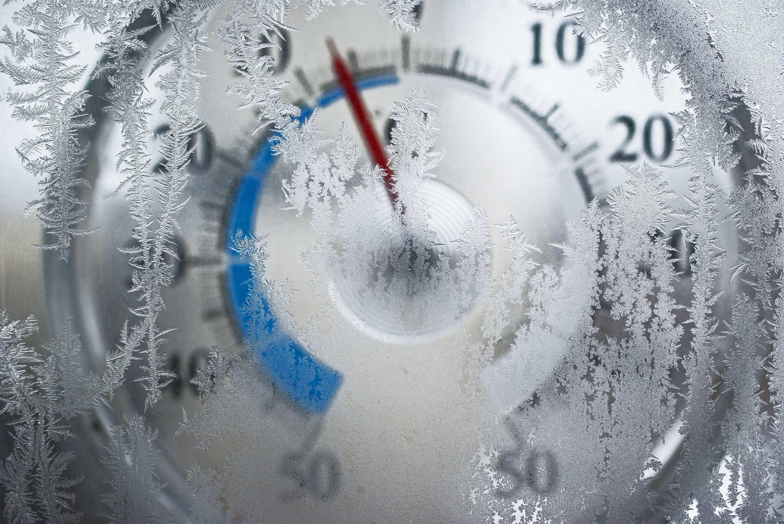 Massa de ar muito frio a bater à porta. Temperaturas vão descer 10 graus