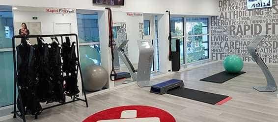 Rapid Fit&Well: Trabalhar 350 músculos em 20 minutos