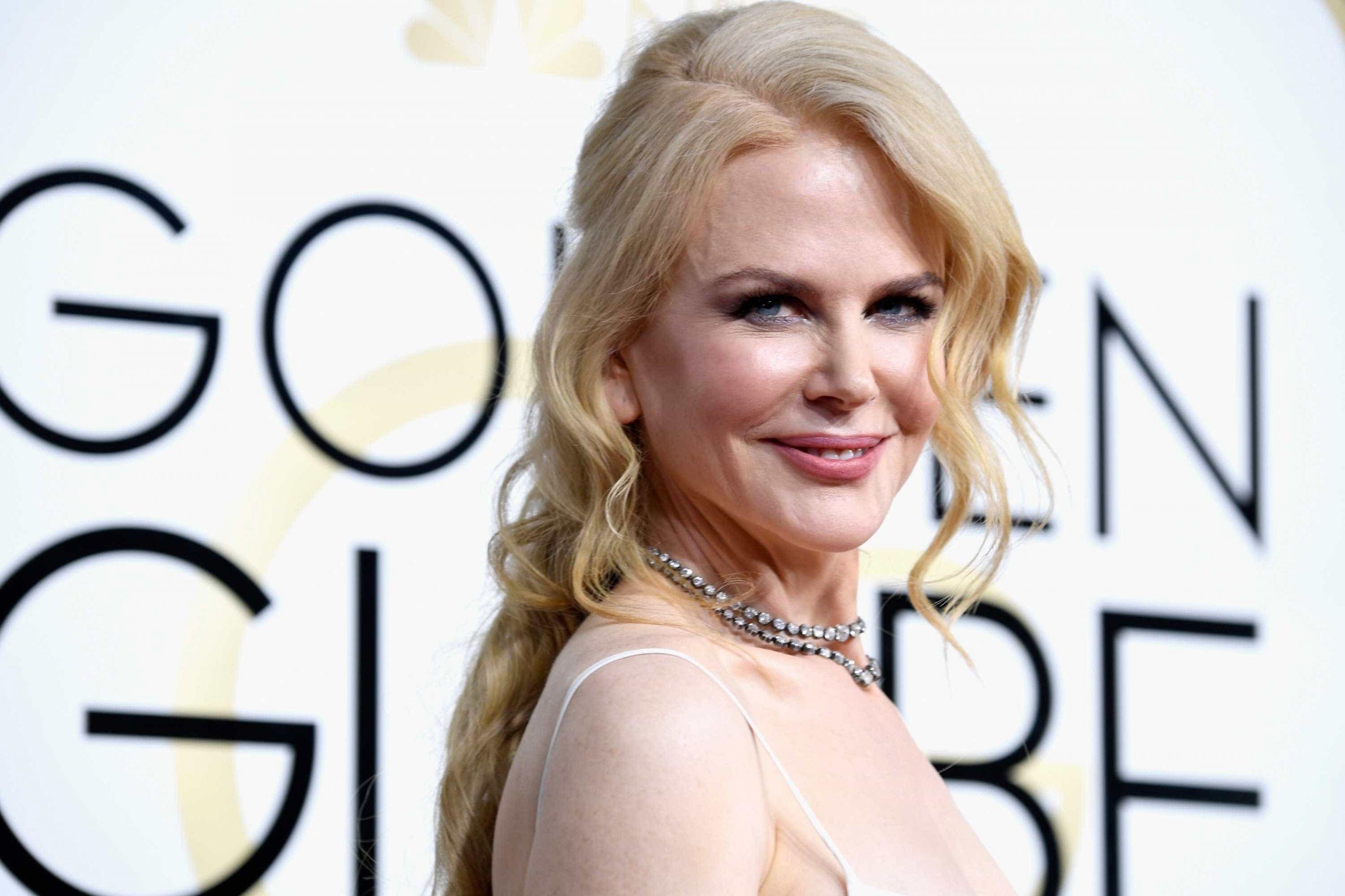Surpreendente! Nicole Kidman ponderou ser freira