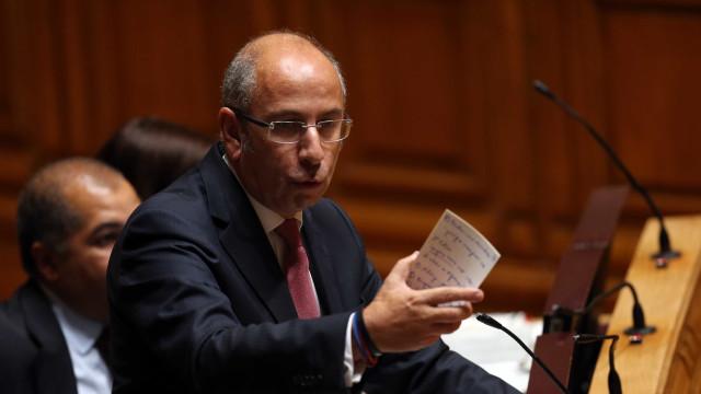CDS quer Telmo Correia a coordenar comissão de inquérito a Tancos