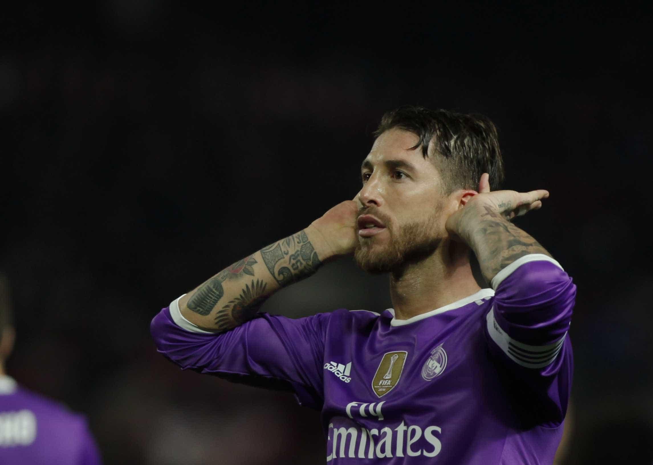 Sergio Ramos abre o livro e esclarece polémicas com Florentino e Marcelo