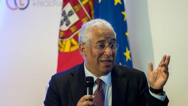 Costa recusa corrida de soundbites e aposta em programa social europeu