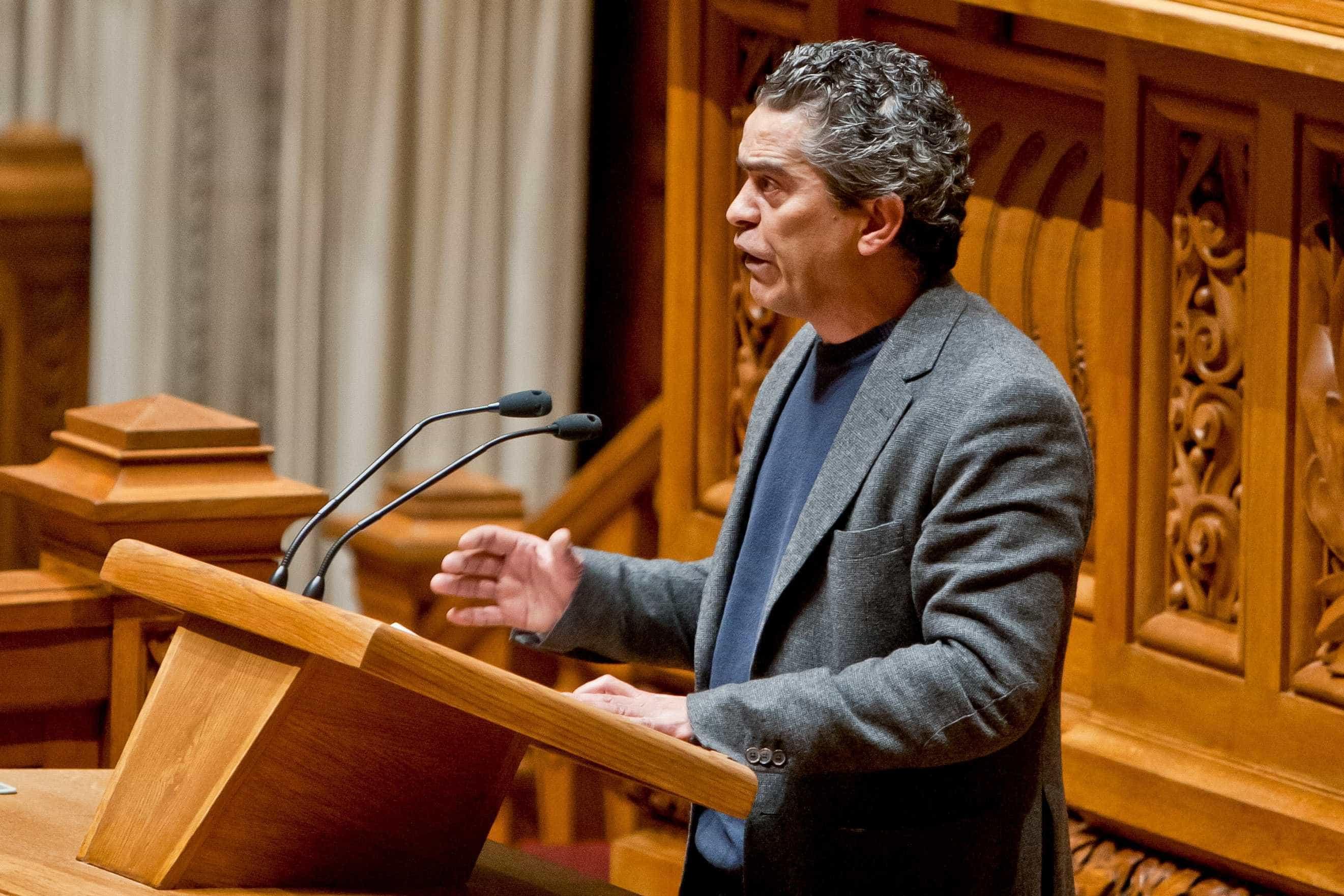 """Verdes rejeitam """"dar para o peditório"""" do PSD para compromisso na Justiça"""