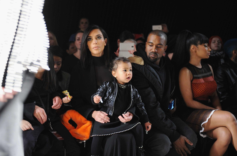 Filha de Kim Kardashian e Kanye West vai estrear-se como 'youtuber'
