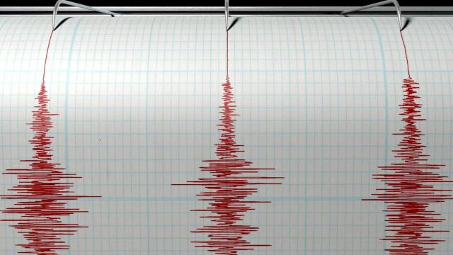 Sismo de 6.7 na escala de Richter sentido no Canadá