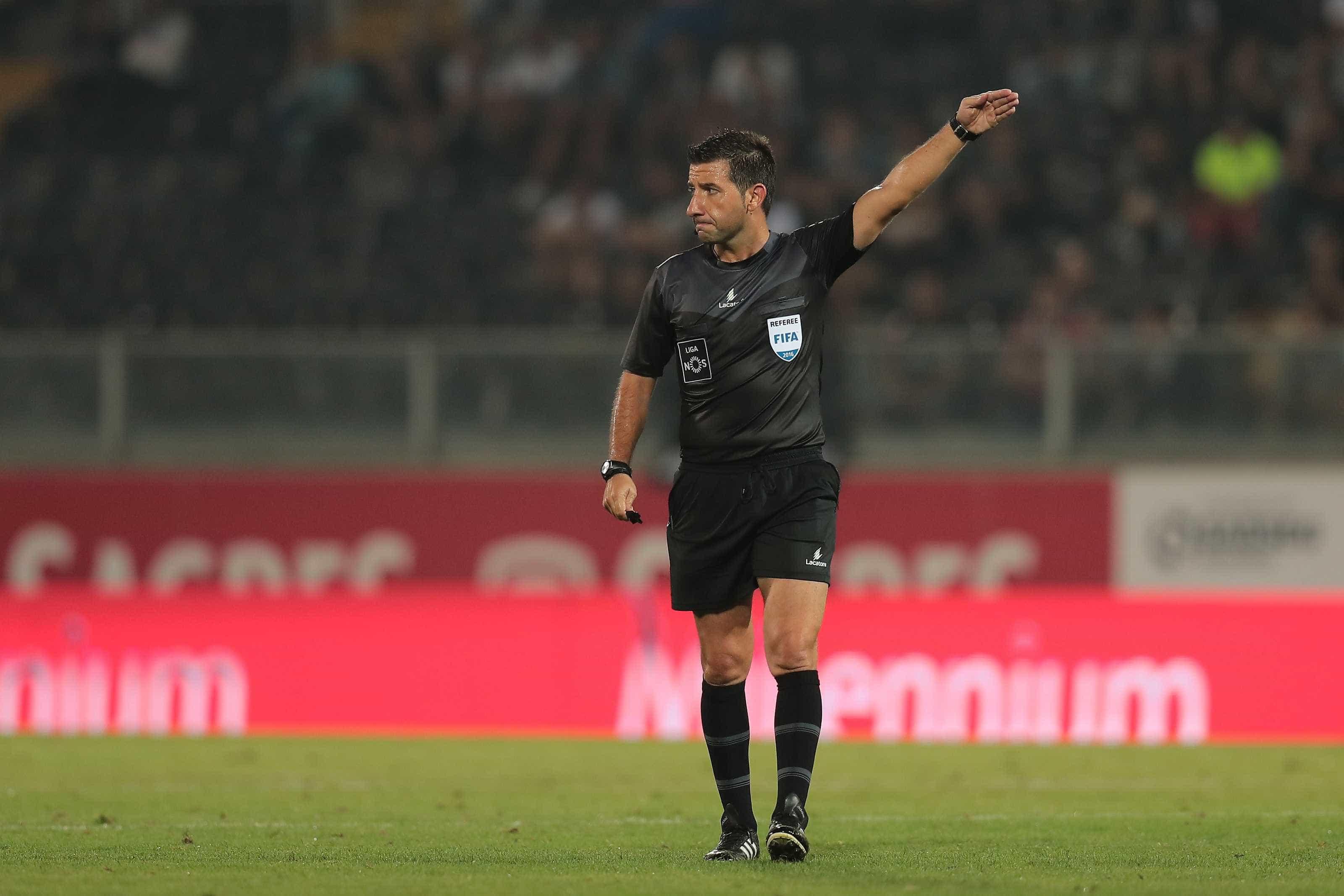 Taça de Portugal: Já é conhecido o árbitro para o dérbi