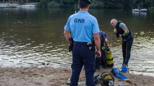 Queda de carro ao rio Vouga não fez vítimas