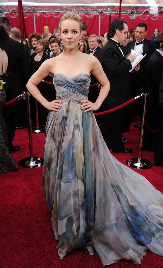 f49f2f020 Os primeiros vestidos que as celebridades usaram nos Óscares