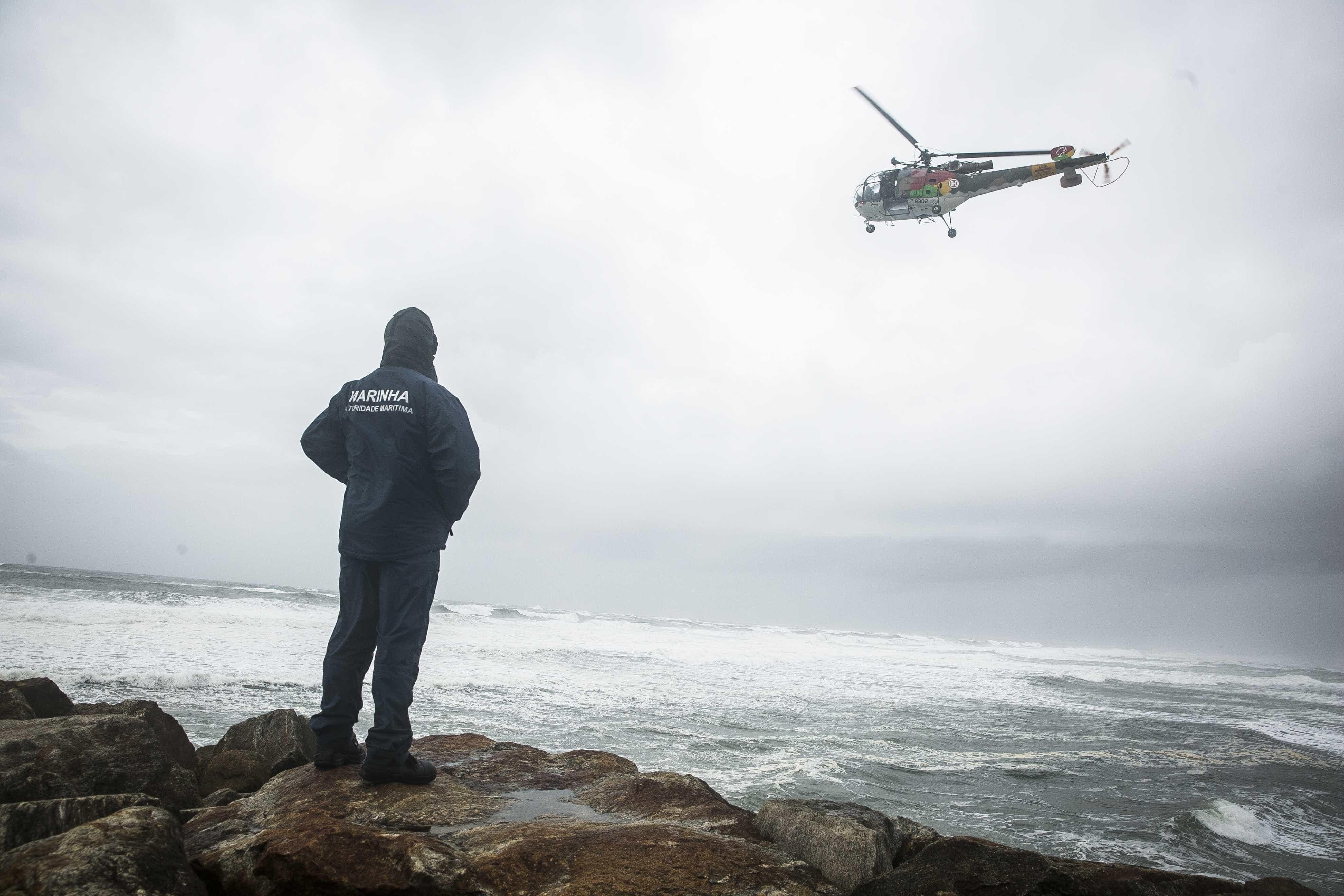 Autoridade Marítima alerta para zona de perigo em praias de Torres Vedras