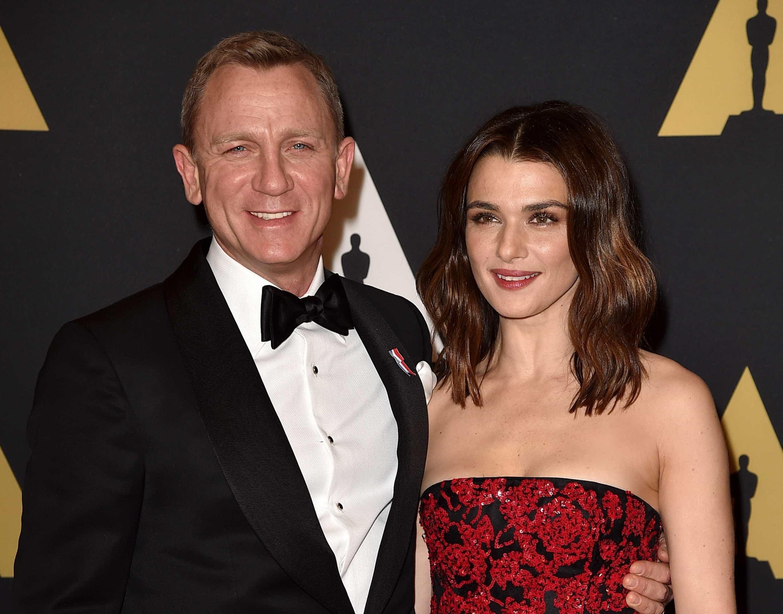Rachel Weisz e Daniel Craig não sabiam o sexo do bebé quando este nasceu