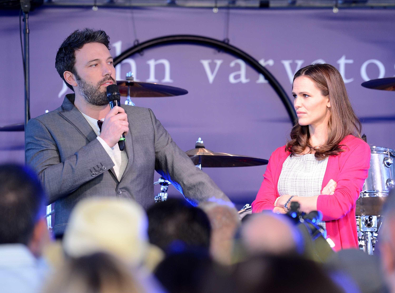 Jennifer Garner está farta de esperar pelo divórcio de Ben Affleck