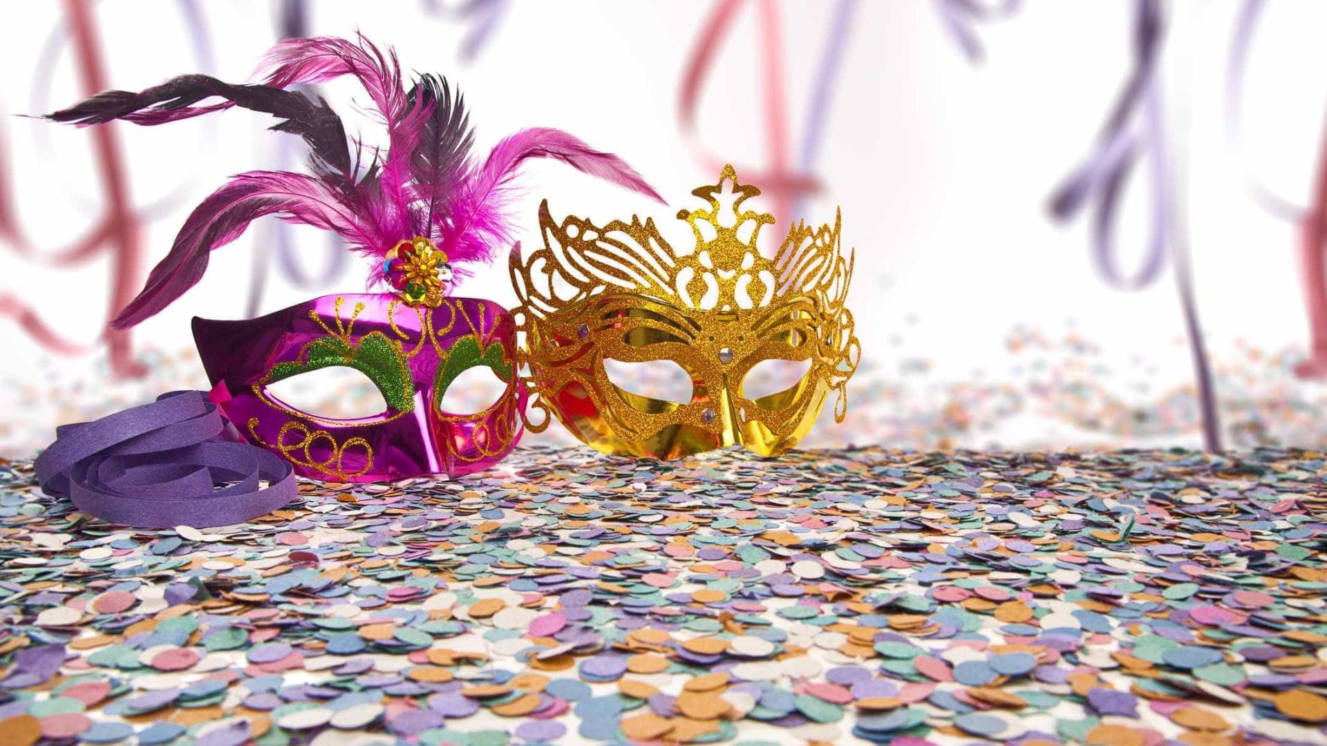 "Glitter e confetis, ""os piores inimigos do Carnaval"". Quercus deixa apelo"
