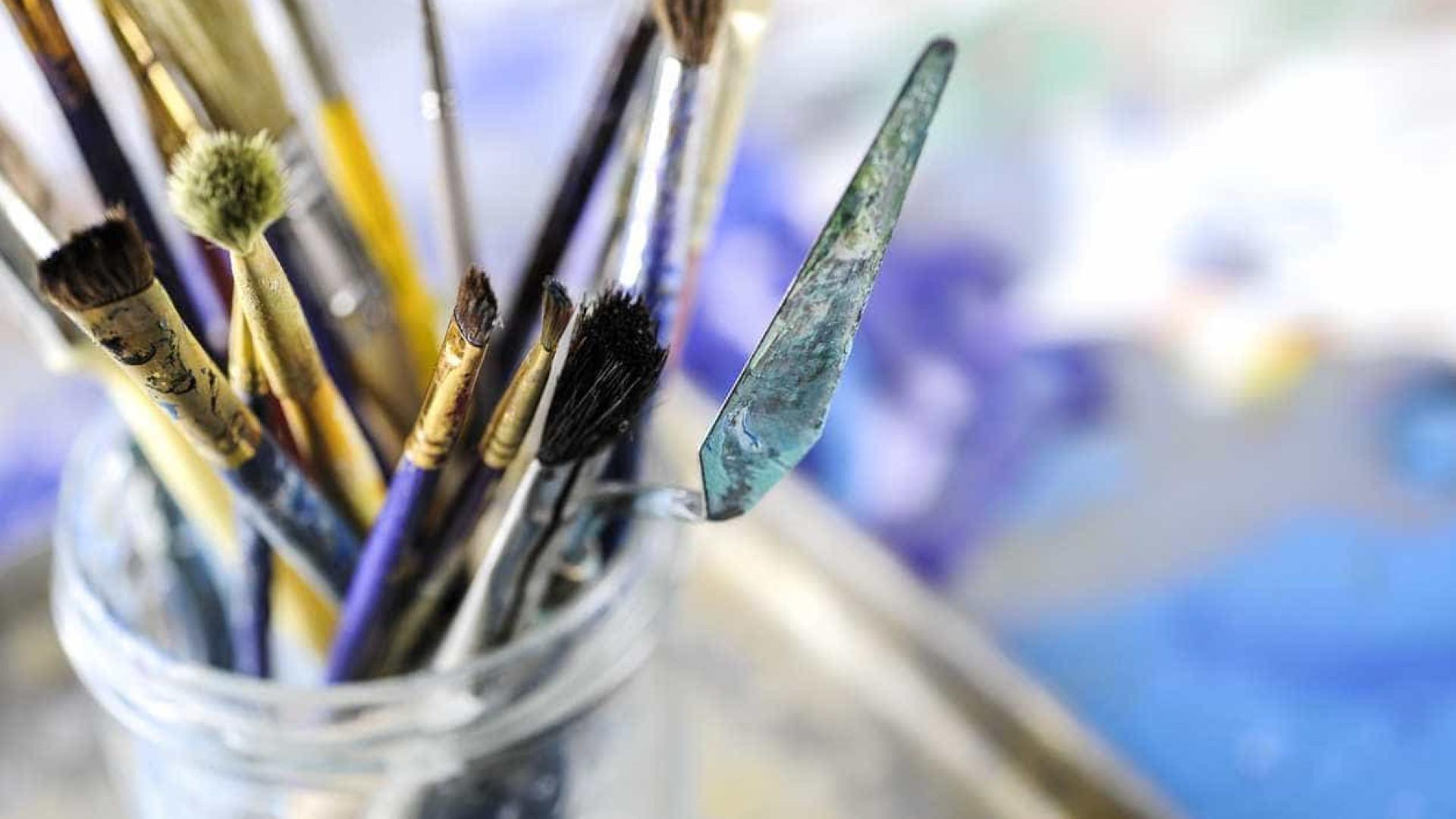 6015b8abe3d Artista plástico Mário Rodrigues morreu segunda-feira em Santarém