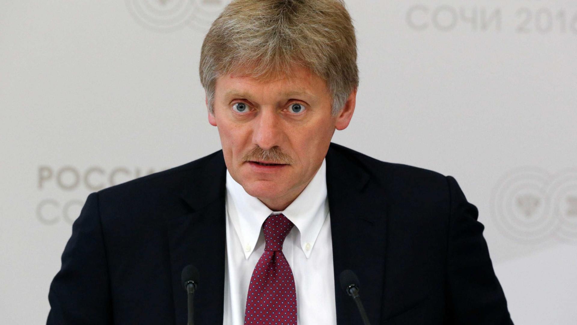Kremlin diz que pessoas não vacinadas podem ser alvo de discriminação