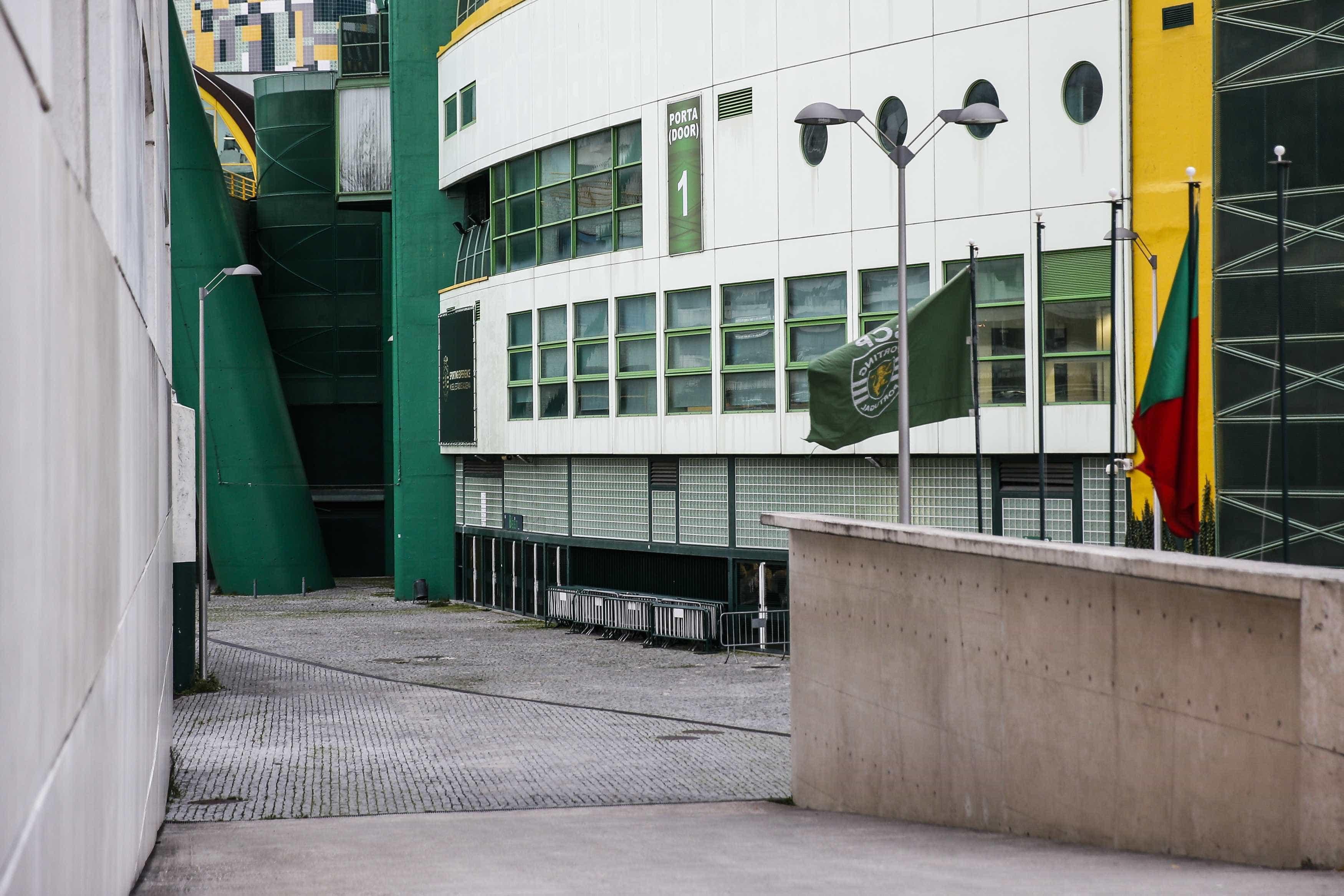 """Crise em Alvalade: Leão com mão pesada para os """"criminosos"""" de Alcochete"""
