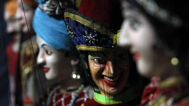 Marionetas de Alcobaça com selo europeu pelo quinto ano consecutivo
