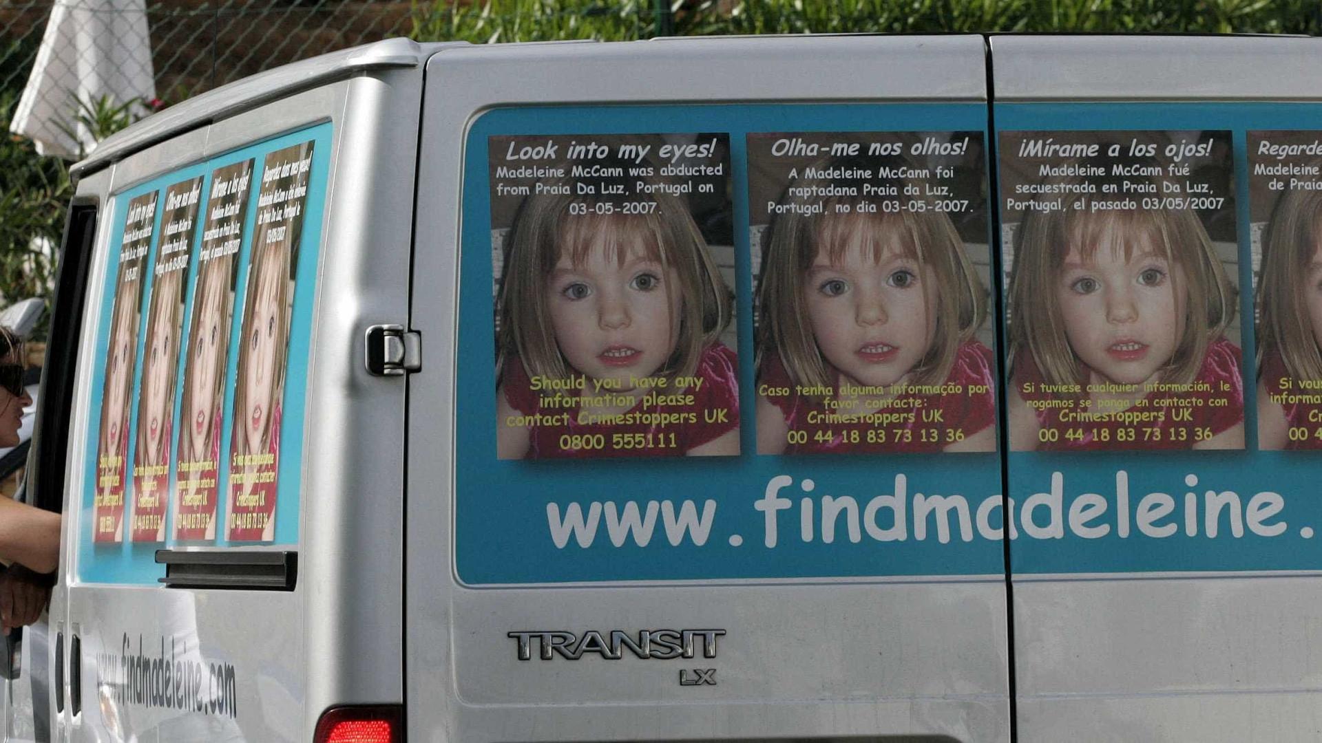 Caso Maddie. Polícia britânica desvalorizou suspeito alemão em 2012