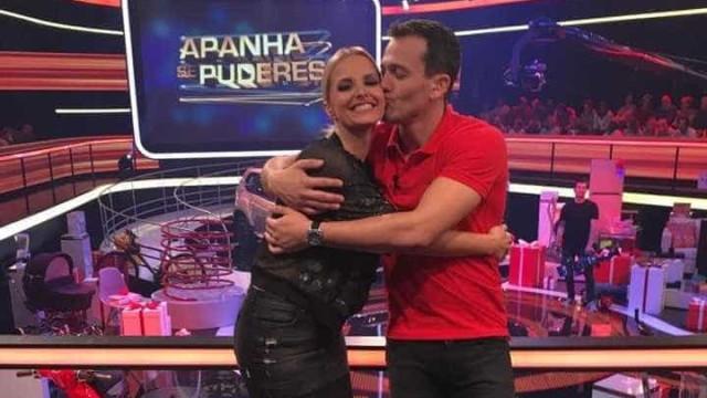 'Apanha se Puderes' regressa à TVI com nova apresentadora