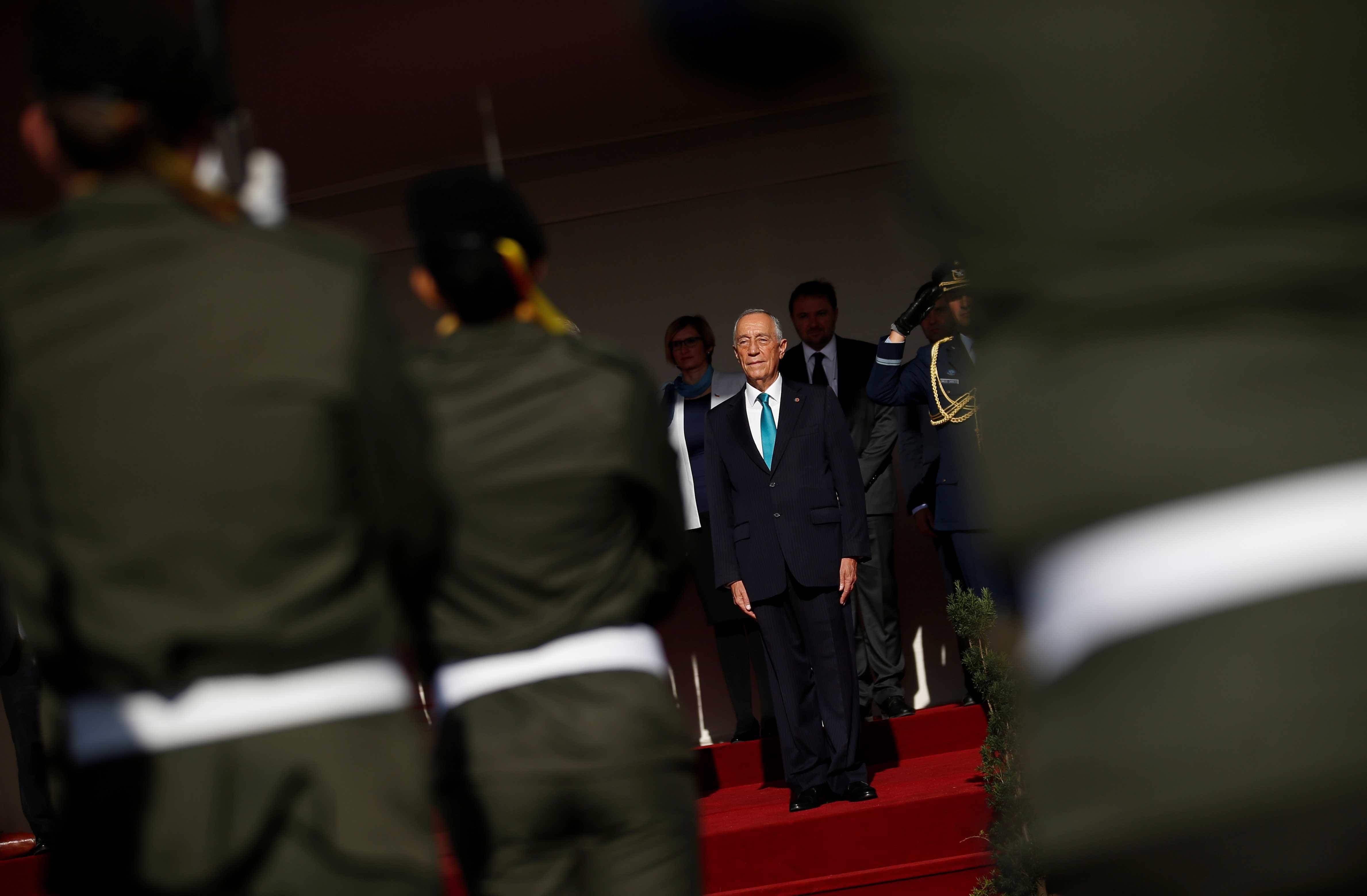 Presidente Marcelo vai estar presente na tomada de posse de Bolsonaro