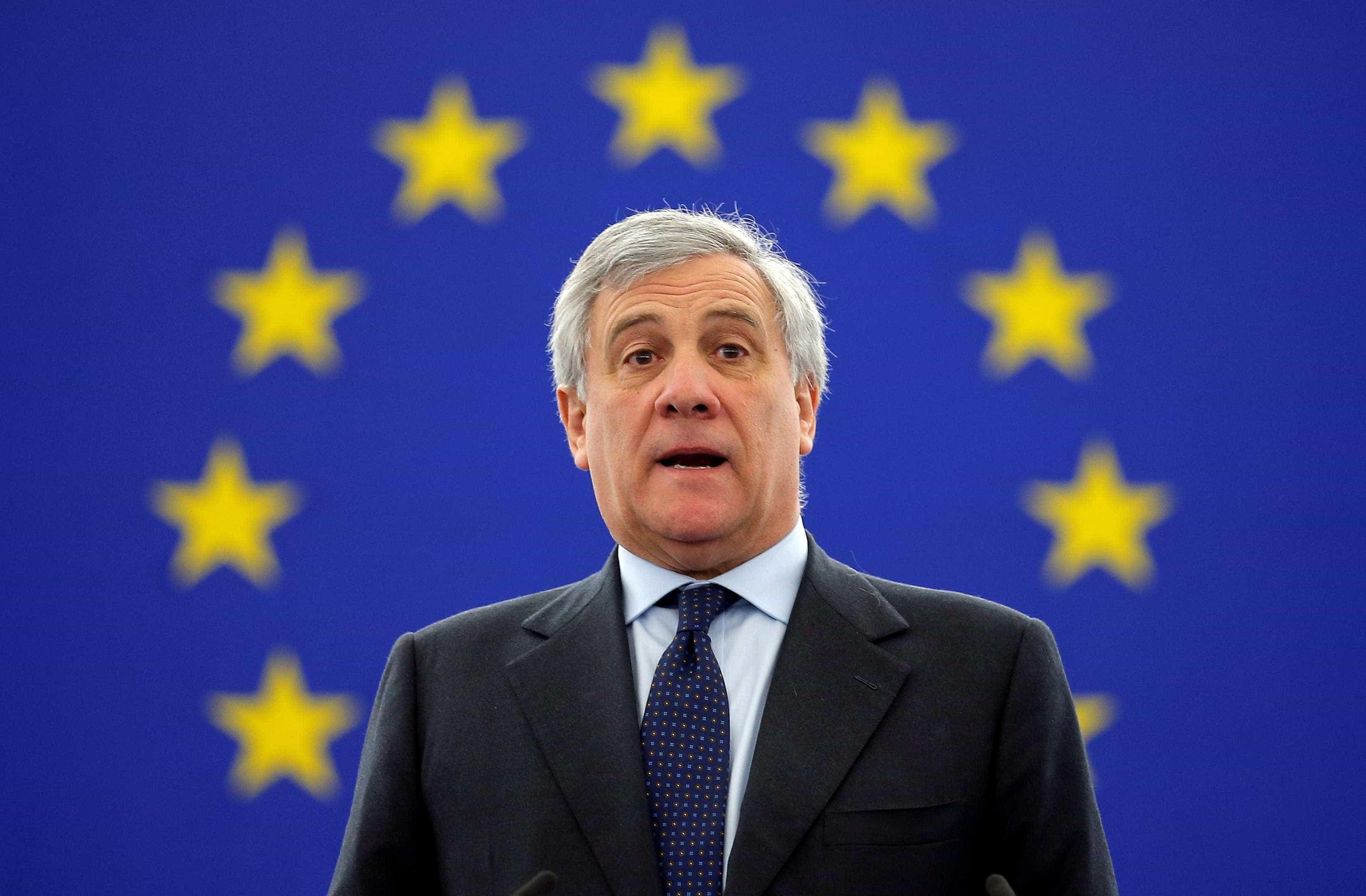 Presidente do PE aponta 11 de abril como limite para adiamento do Brexit