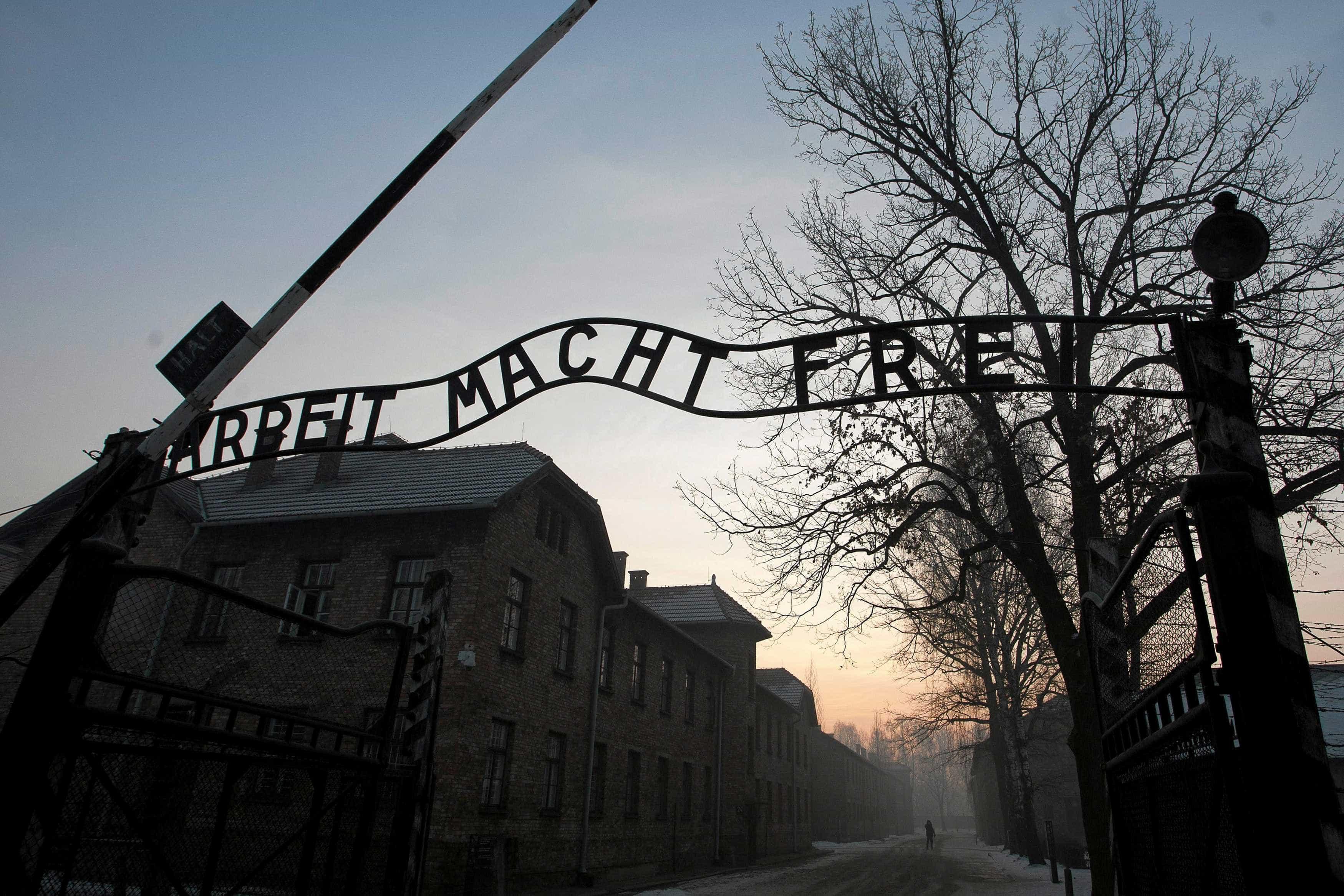 'O Rapaz que Seguiu o Pai para Auschwitz', uma história verdadeira