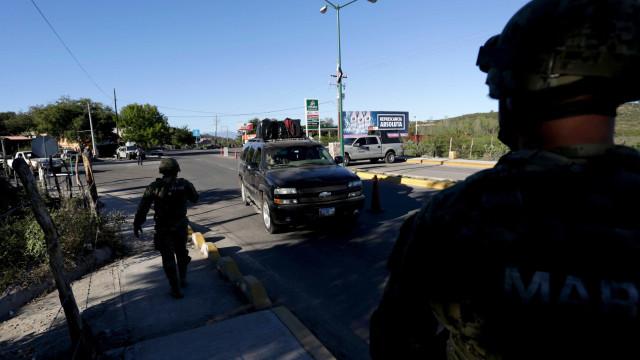 Casal mexicano confessa pelo menos 20 homicídios de mulheres